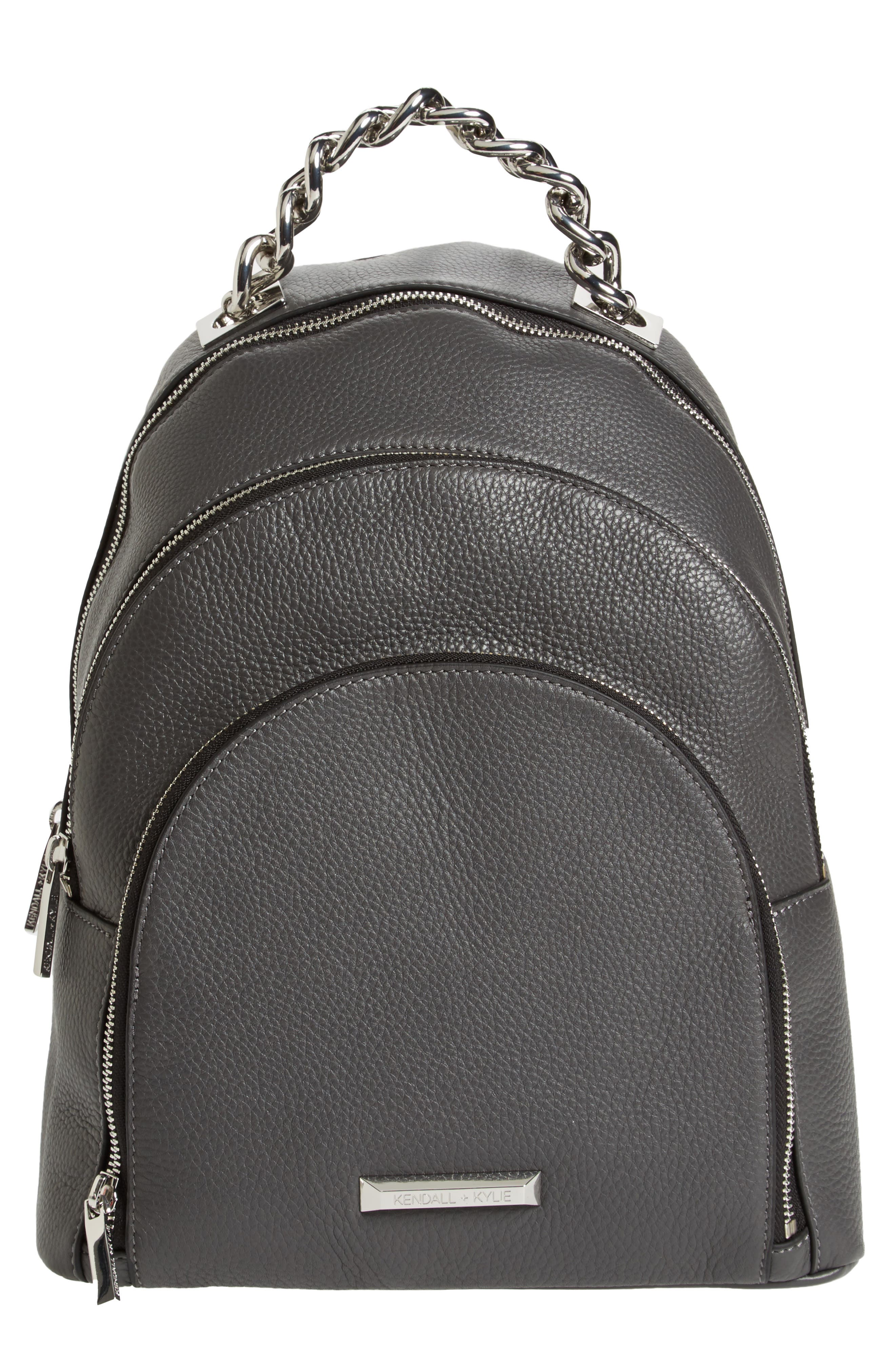 KENDALL + KYLIE Sloane Leather Backpack