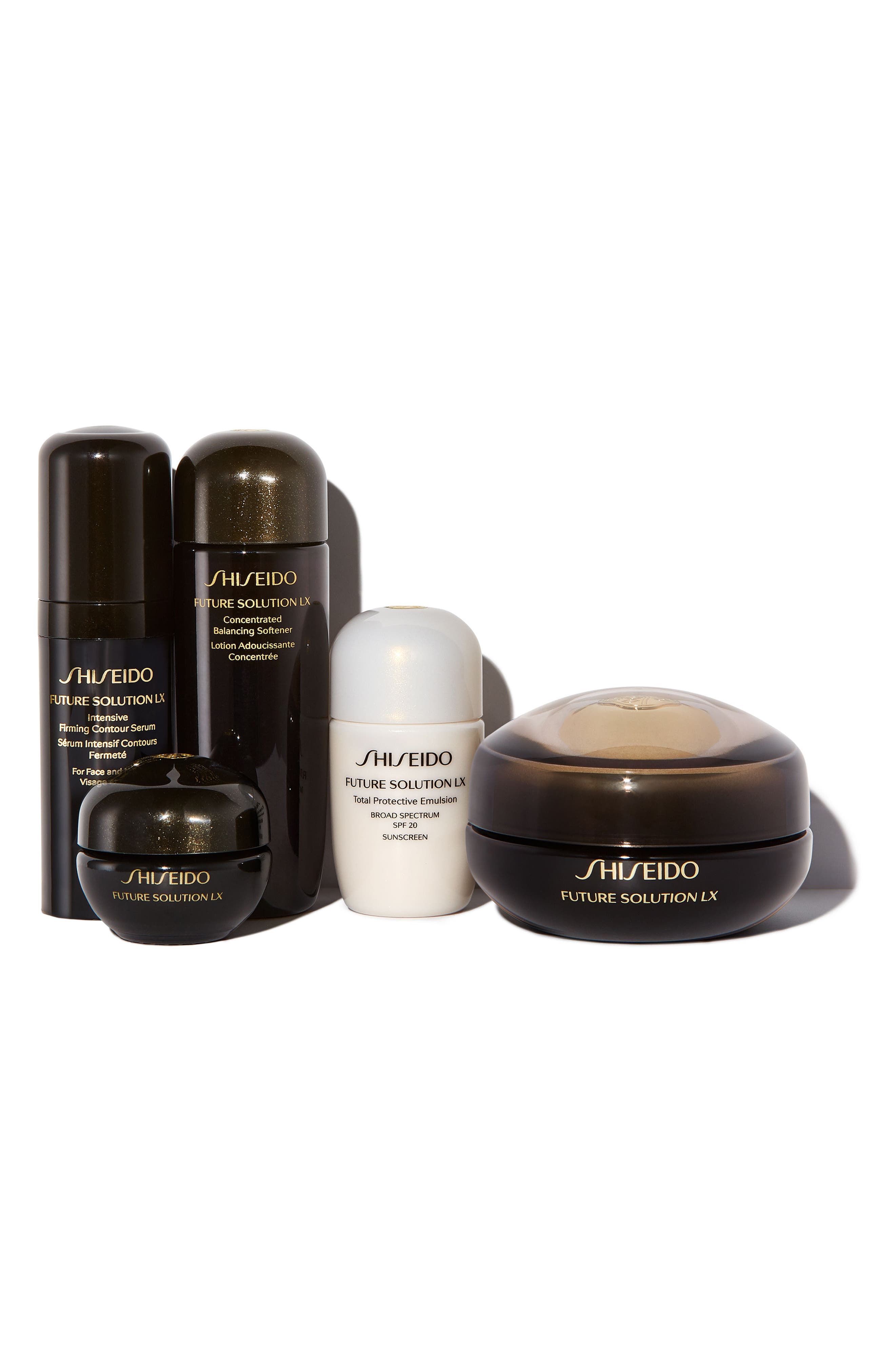 Alternate Image 2  - Shiseido Luxurious Eye & Lip Collection ($305 Value)