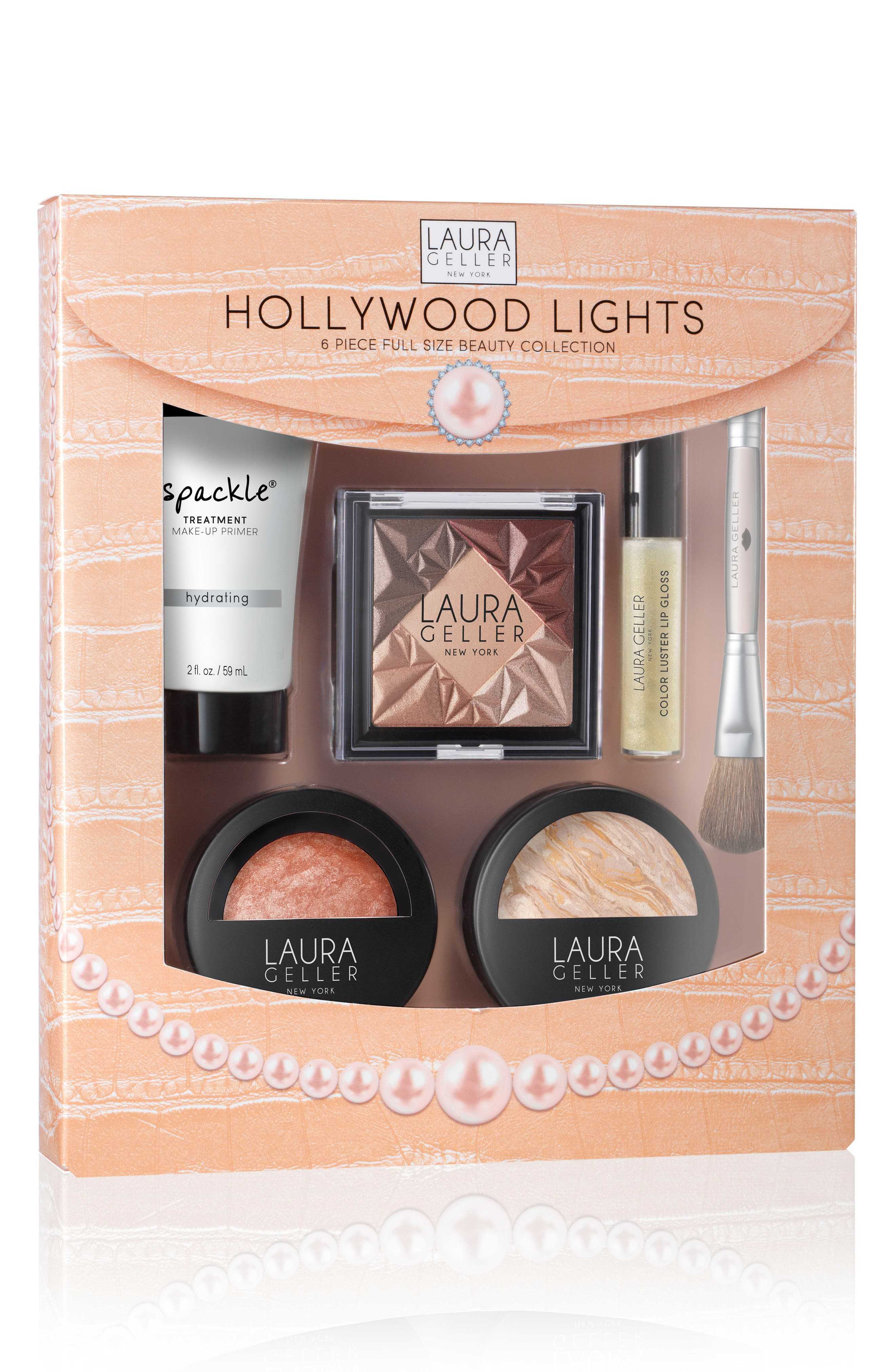 Alternate Image 2  - Laura Geller Beauty Hollywood Lights Collection ($175 Value)