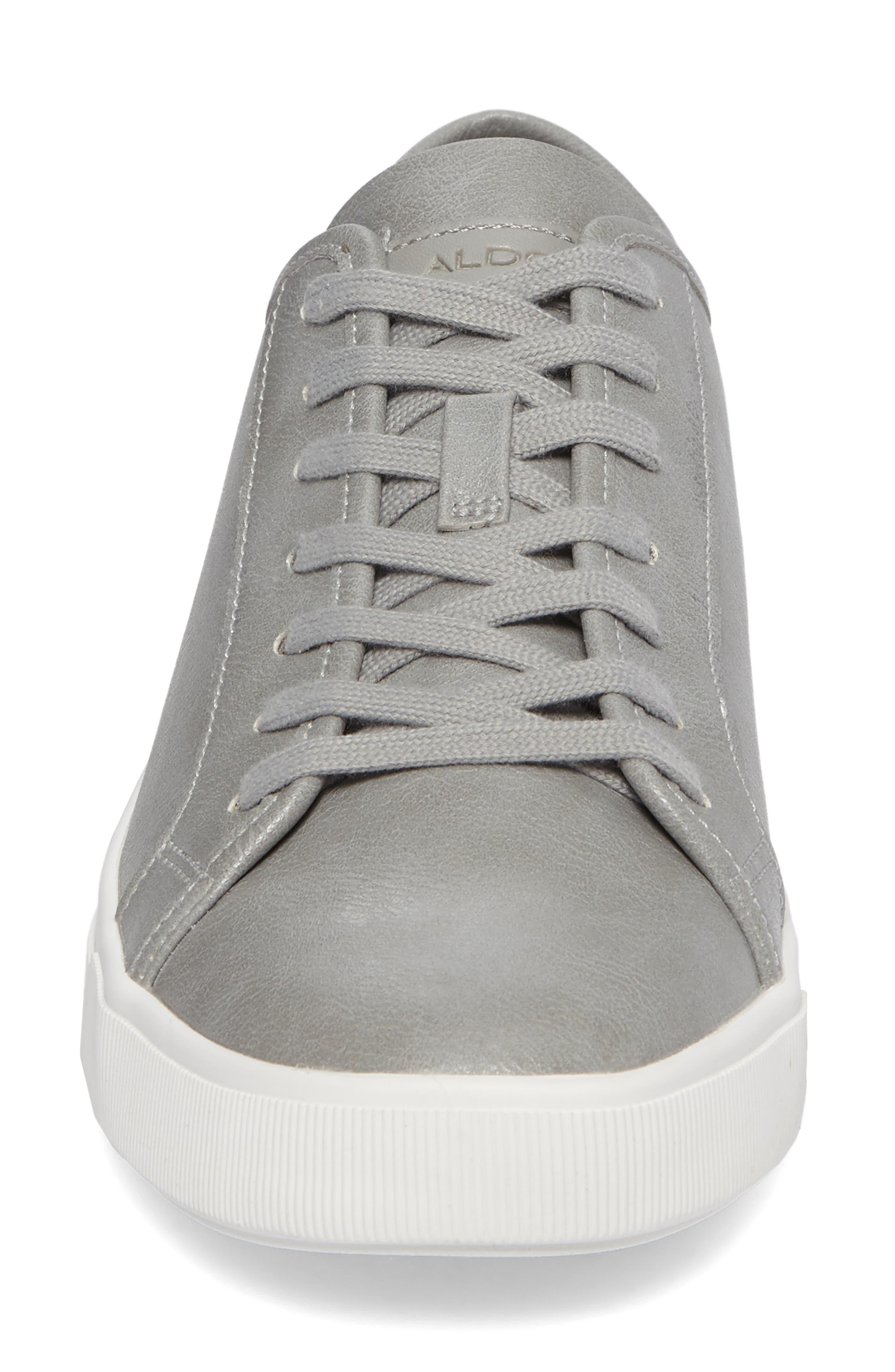 Haener Sneaker,                             Alternate thumbnail 4, color,                             Medium Grey