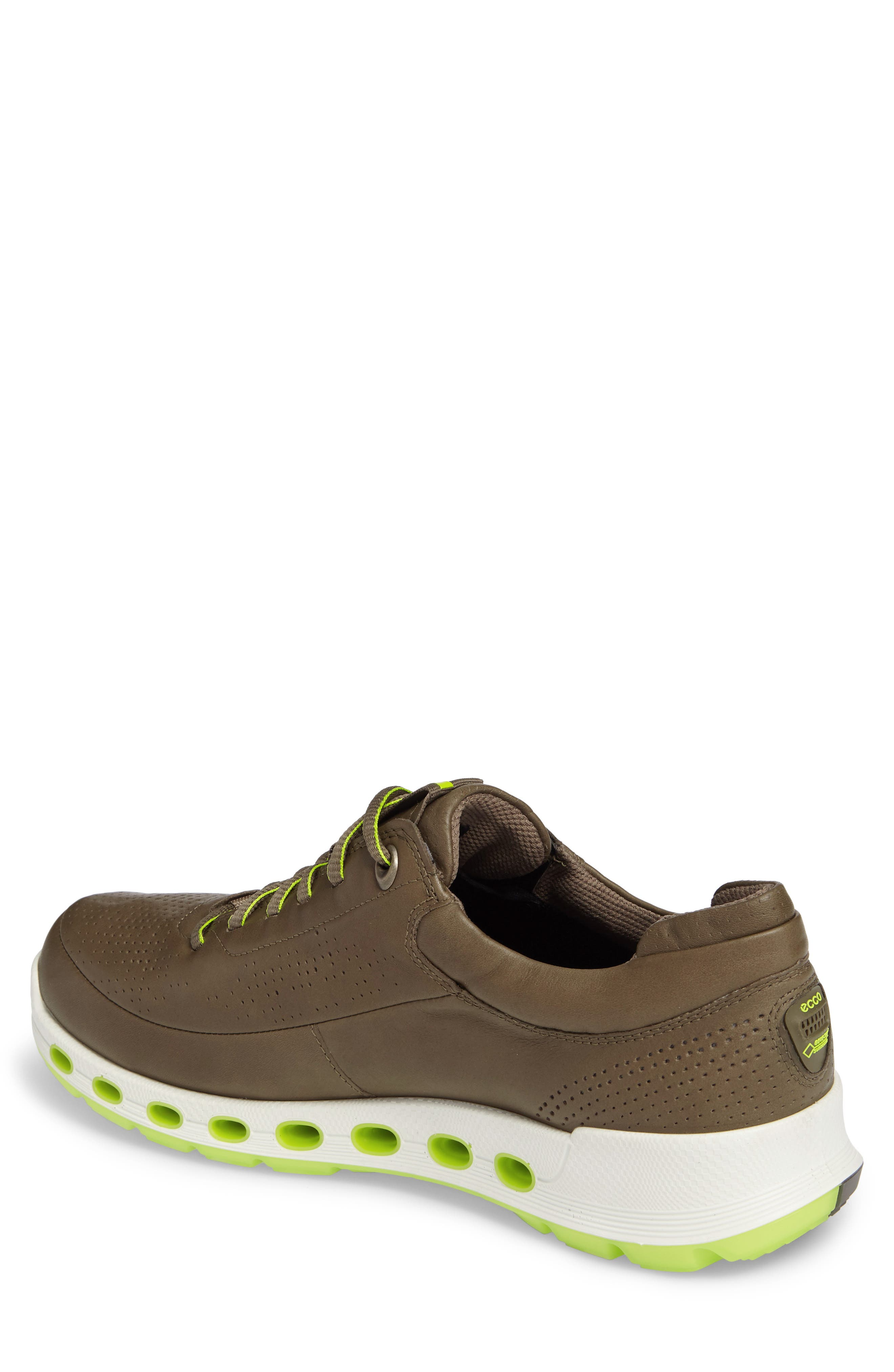 Cool 2.0 Leather GTX Sneaker,                             Alternate thumbnail 2, color,                             Tarmac Leather