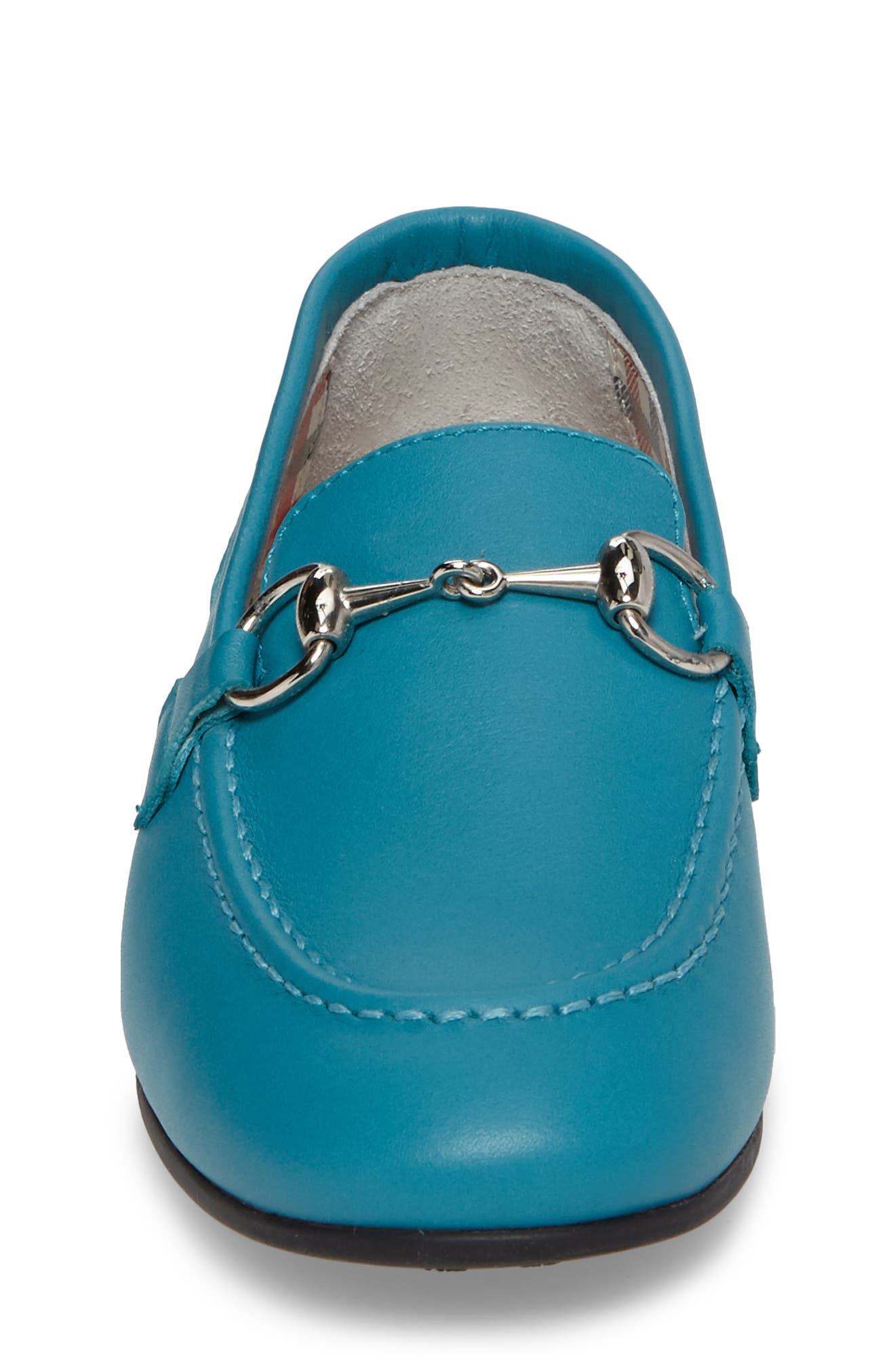 Jordaan Bit Loafer,                             Alternate thumbnail 4, color,                             Happy Sapphire