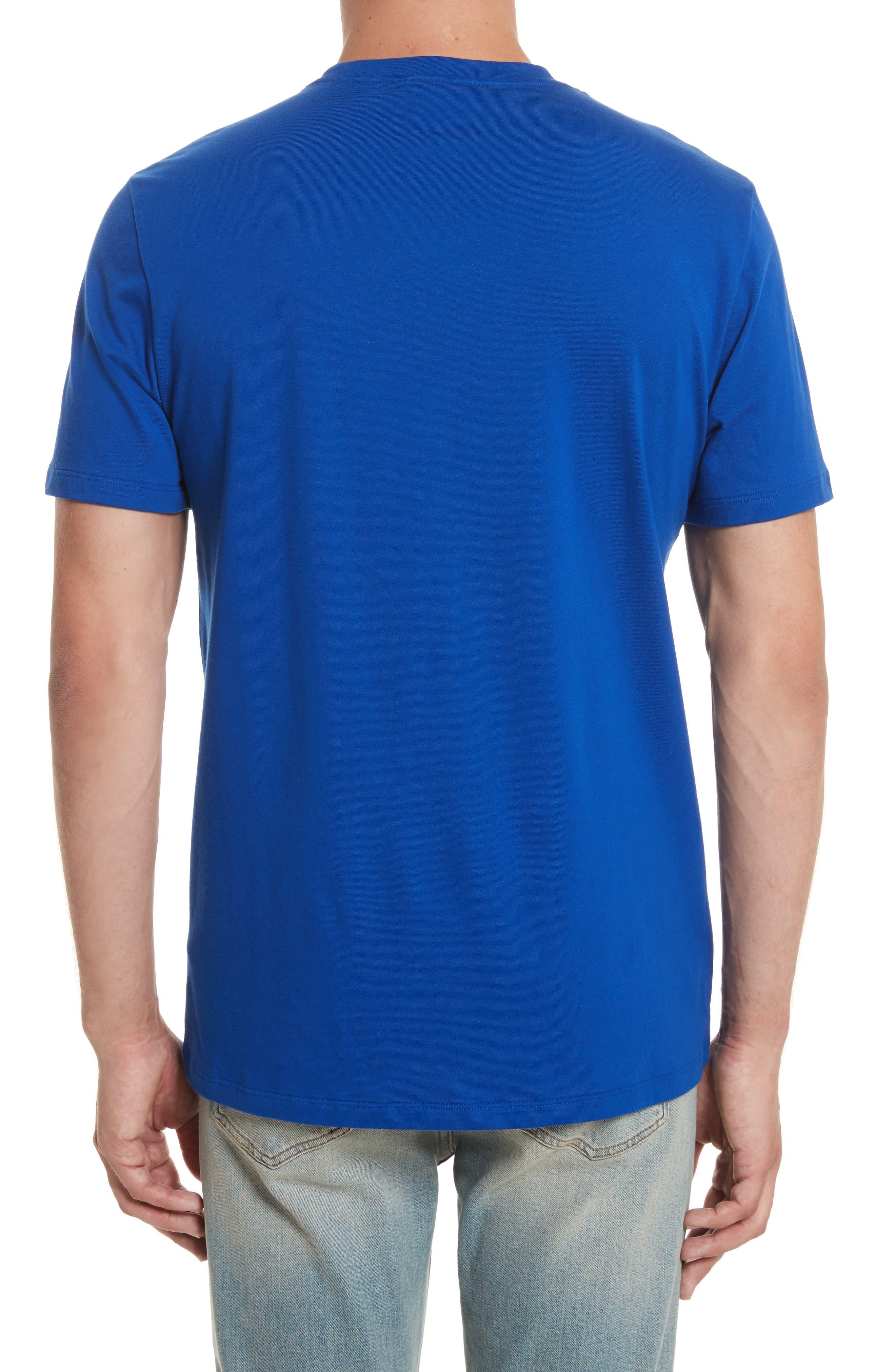 Alternate Image 2  - Versace Collection Medusa Patch T-Shirt