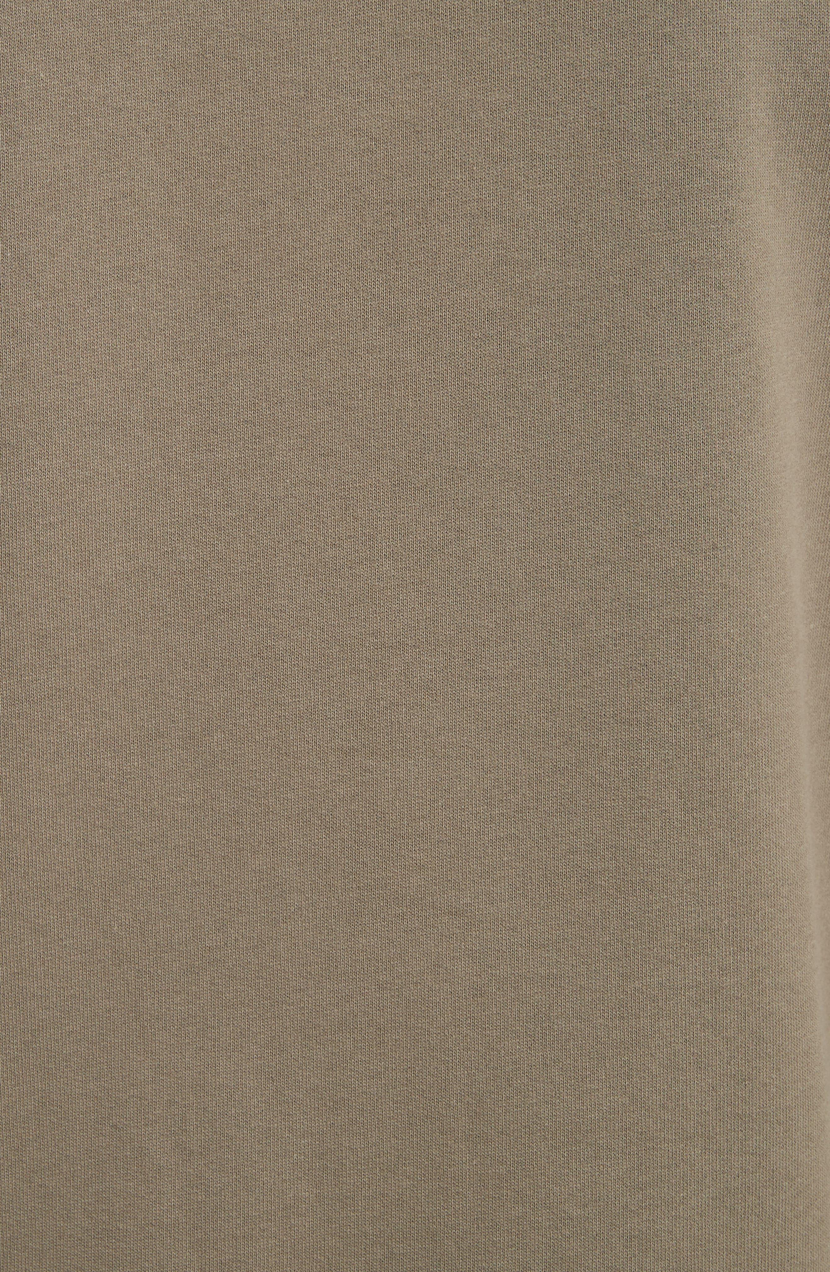 Alternate Image 5  - Versace Collection Patch Logo Sweatshirt
