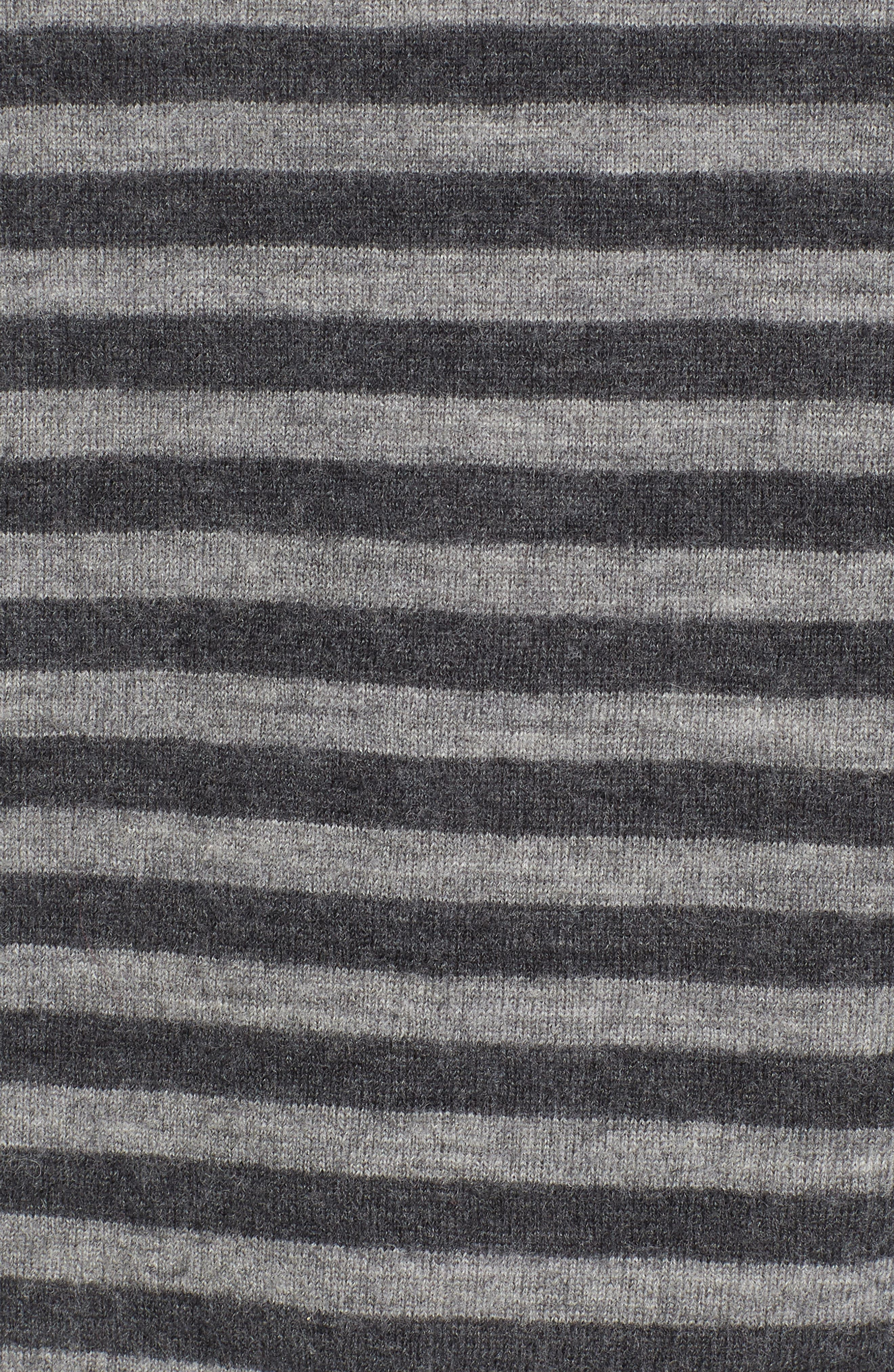 Alternate Image 5  - French Connection Double Stripe Wool Sweater