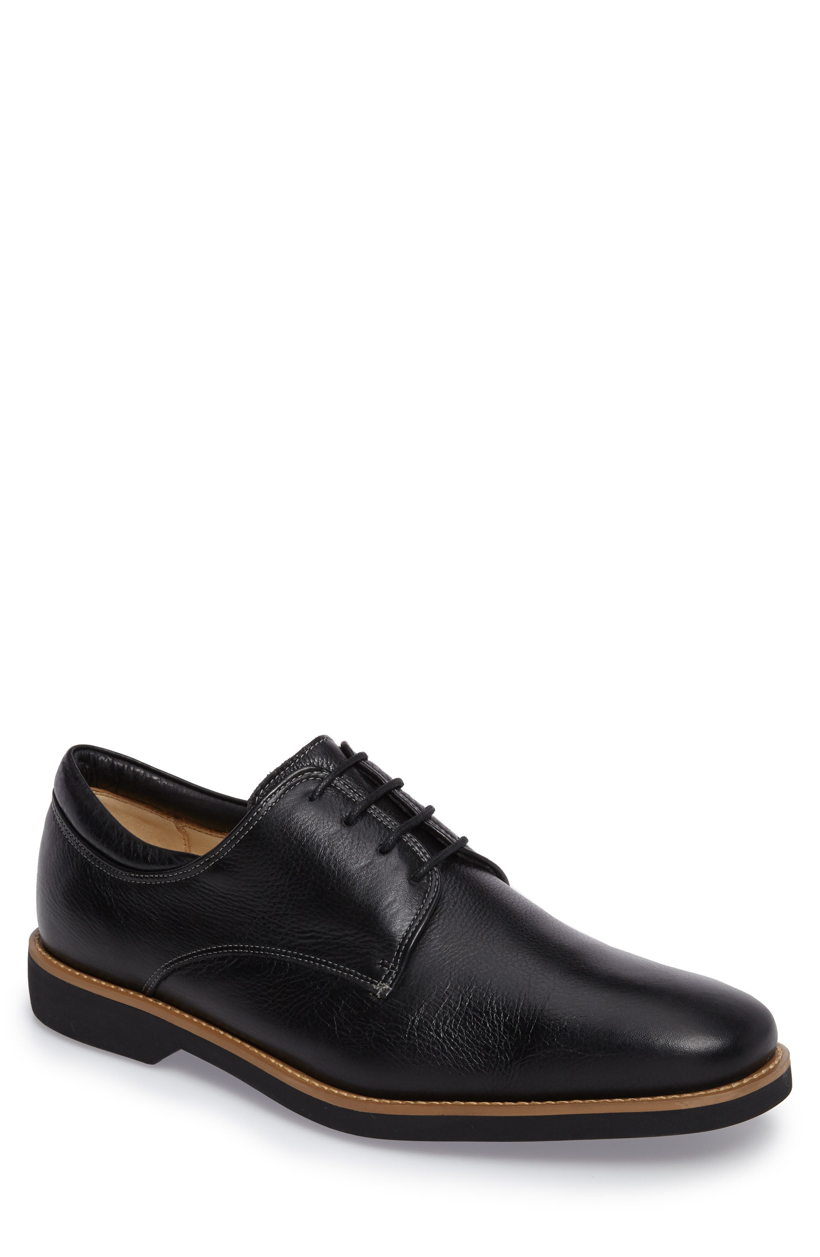 Anatomic & Co 'Delta' Plain Toe Derby (Men)