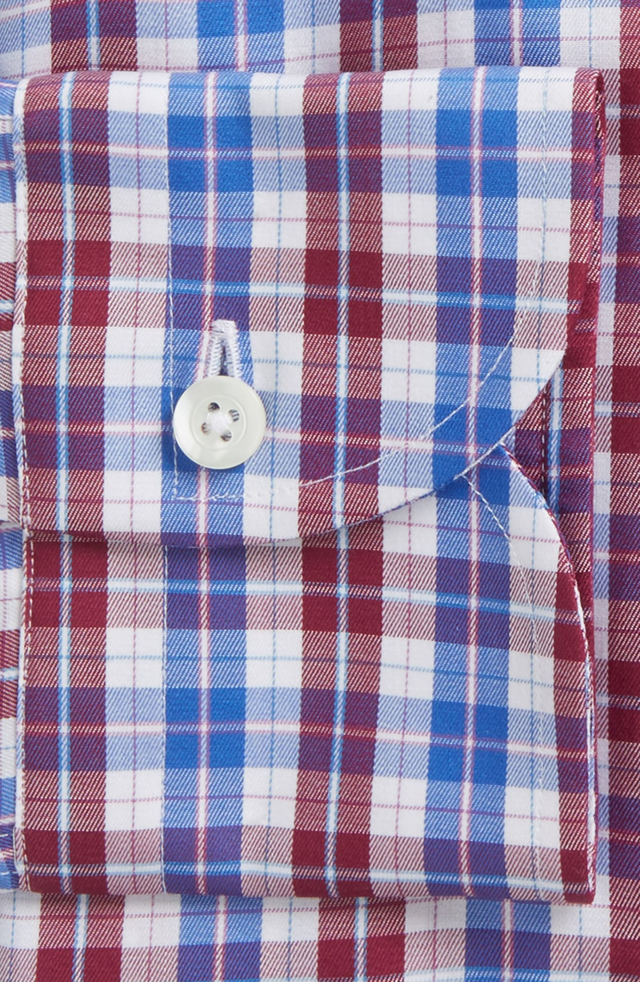 Alternate Image 2  - Ledbury Slim Fit Check Dress Shirt