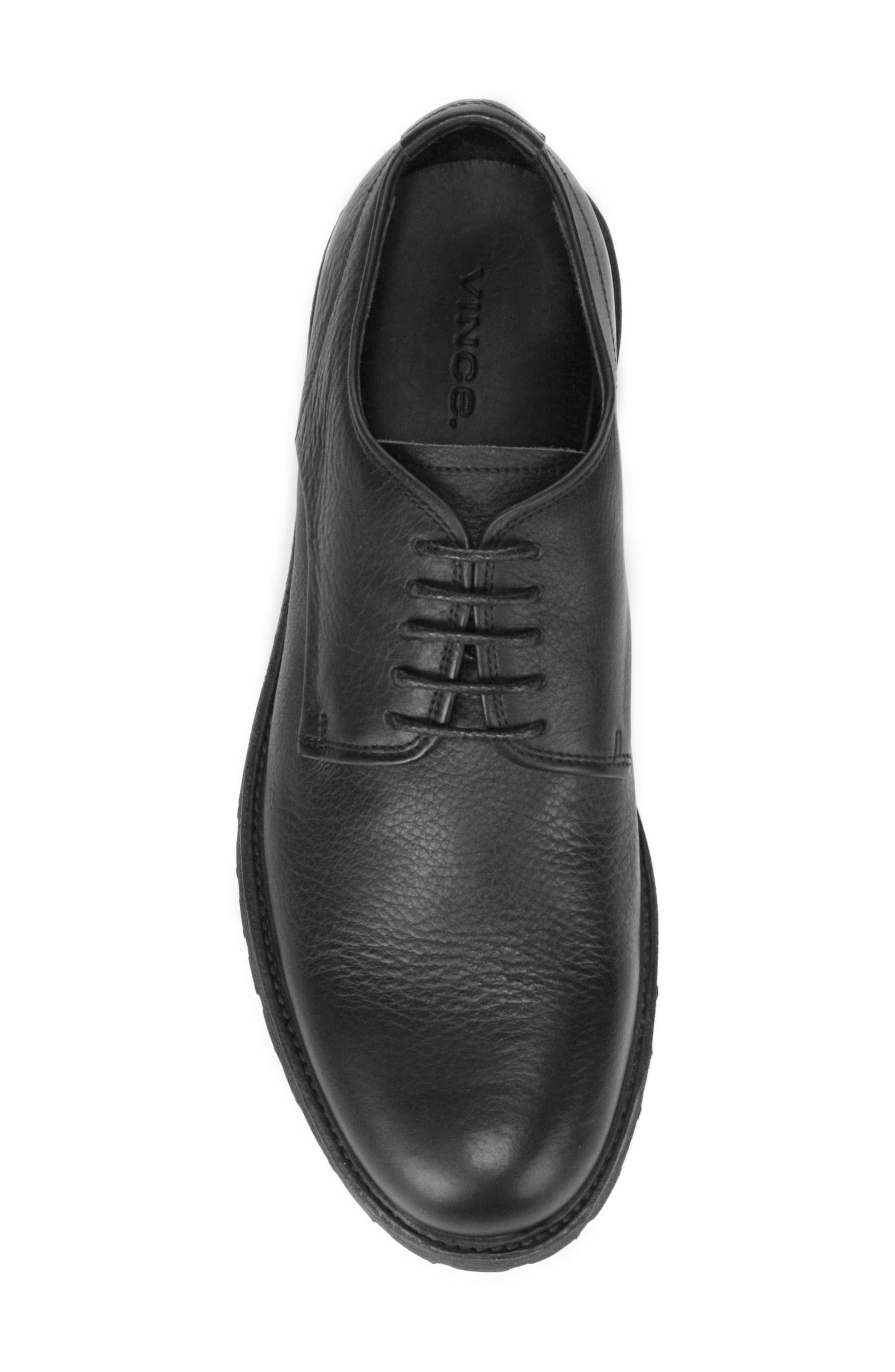 Alternate Image 5  - Vince Bristol Plain Toe Derby (Men)