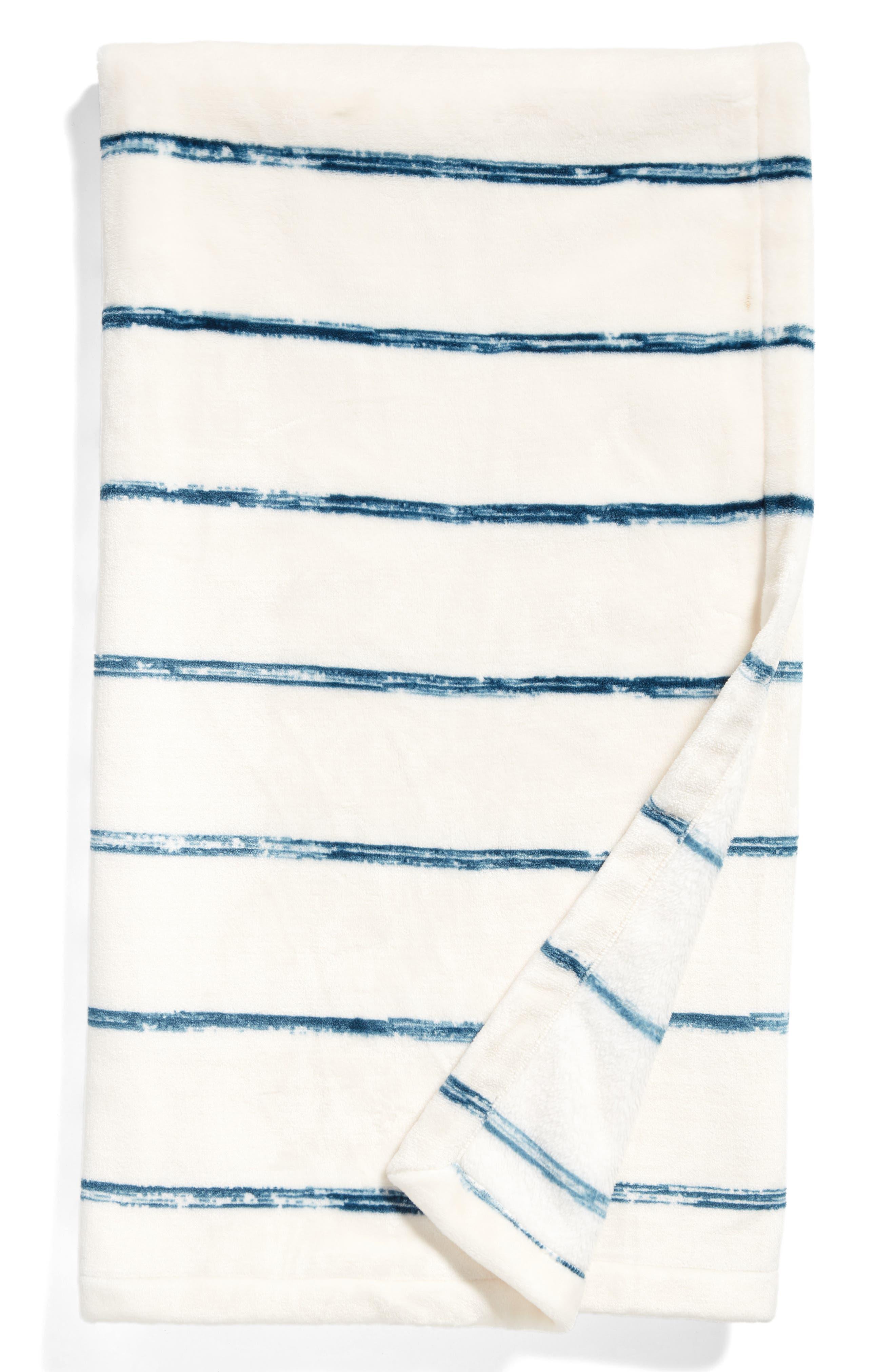 Alternate Image 1 Selected - Levtex Stripe Throw