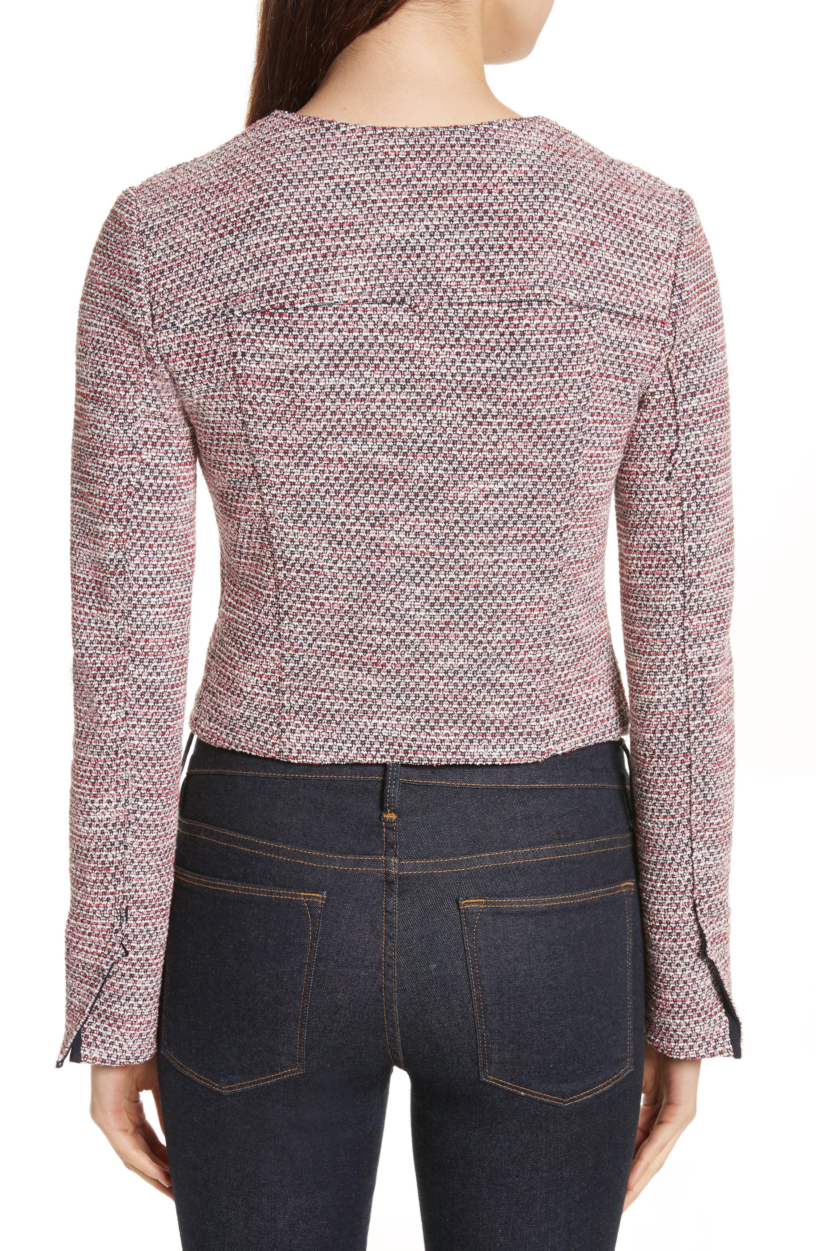 Alternate Image 2  - Theory Ualana Z Beacon Tweed Jacket