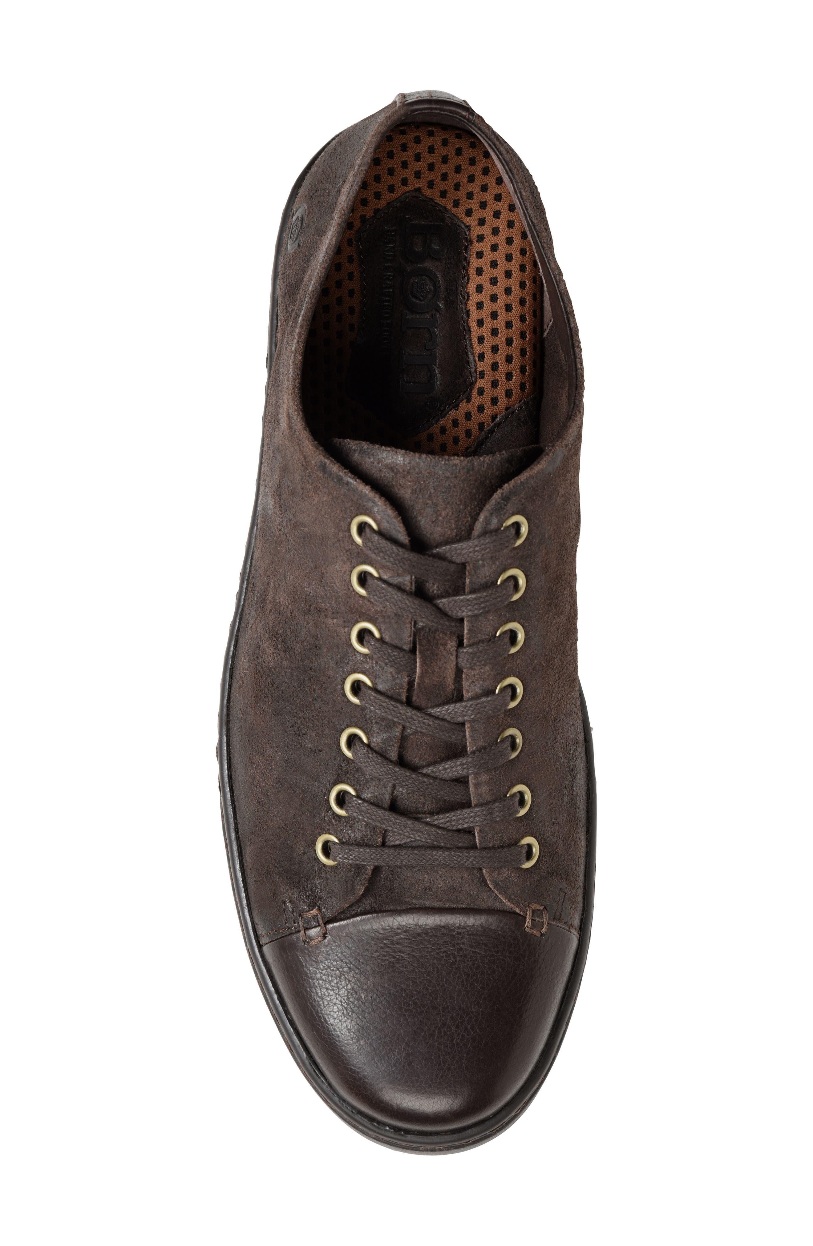 Alternate Image 5  - Børn 'Bayne' Cap Toe Sneaker (Men)