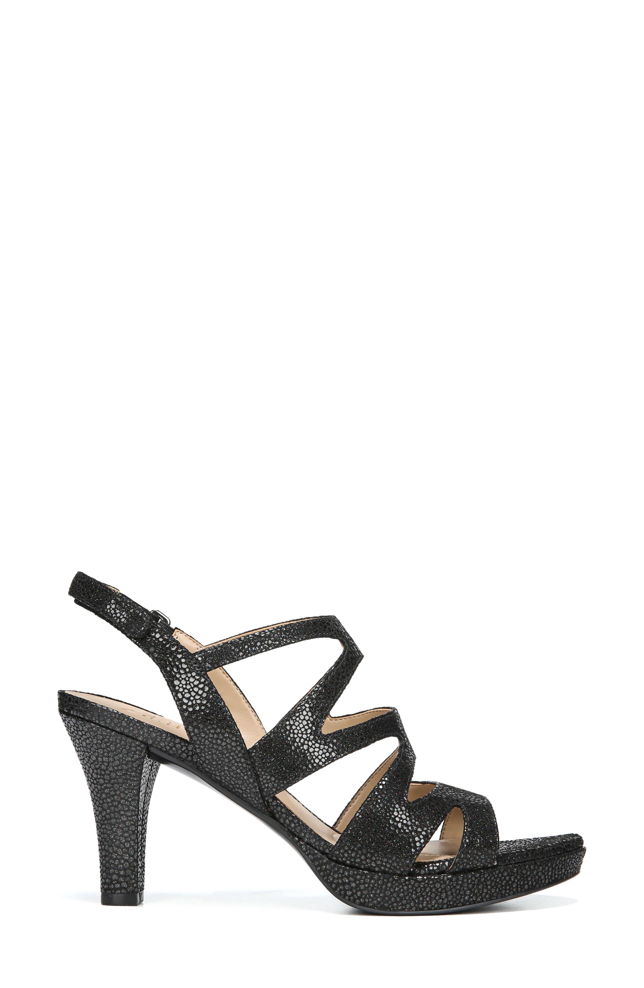Alternate Image 3  - Naturalizer 'Pressley' Slingback Platform Sandal (Women)