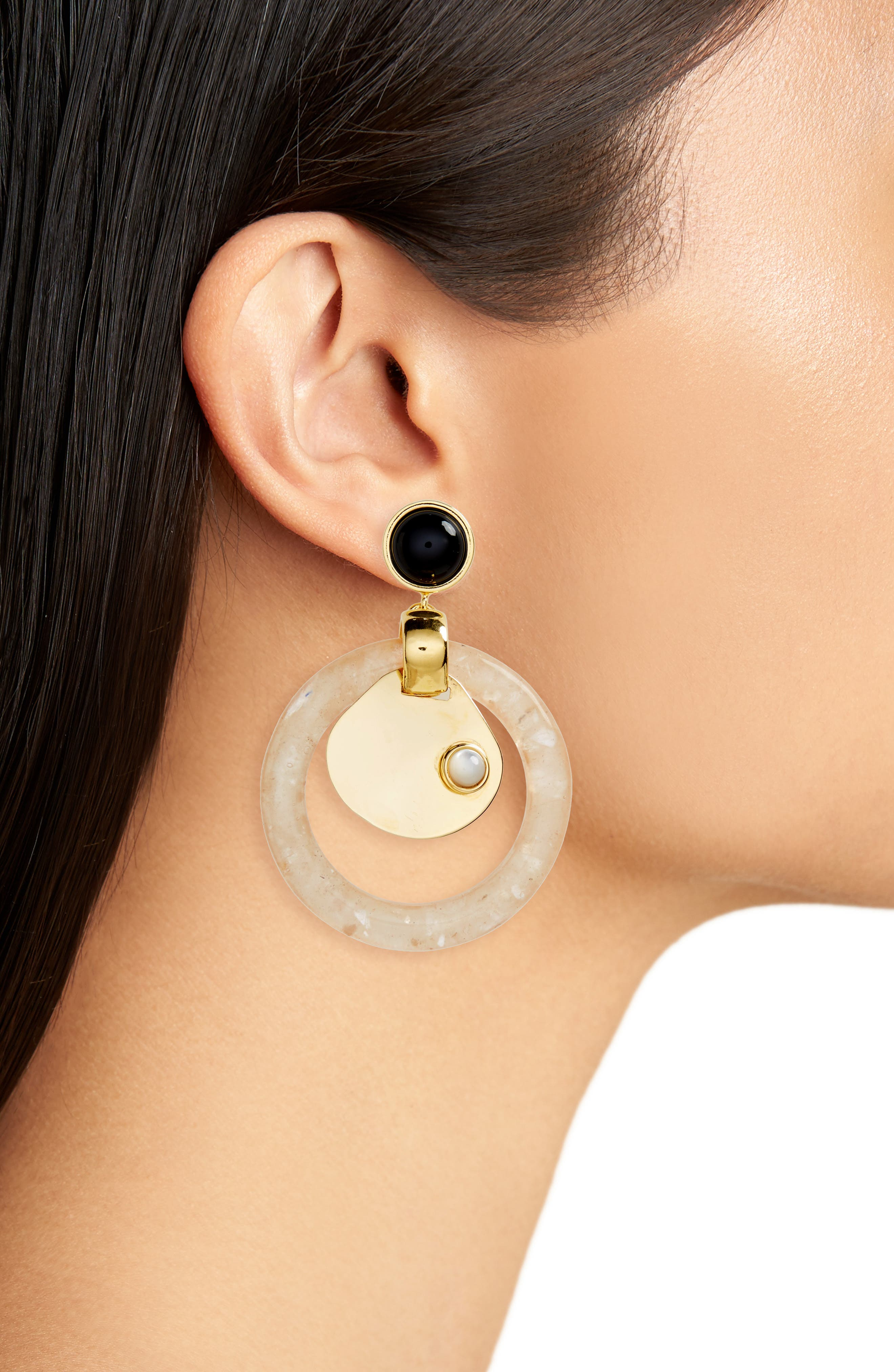 Alternate Image 2  - Lizzie Fortunato Sun Washed Drop Earrings