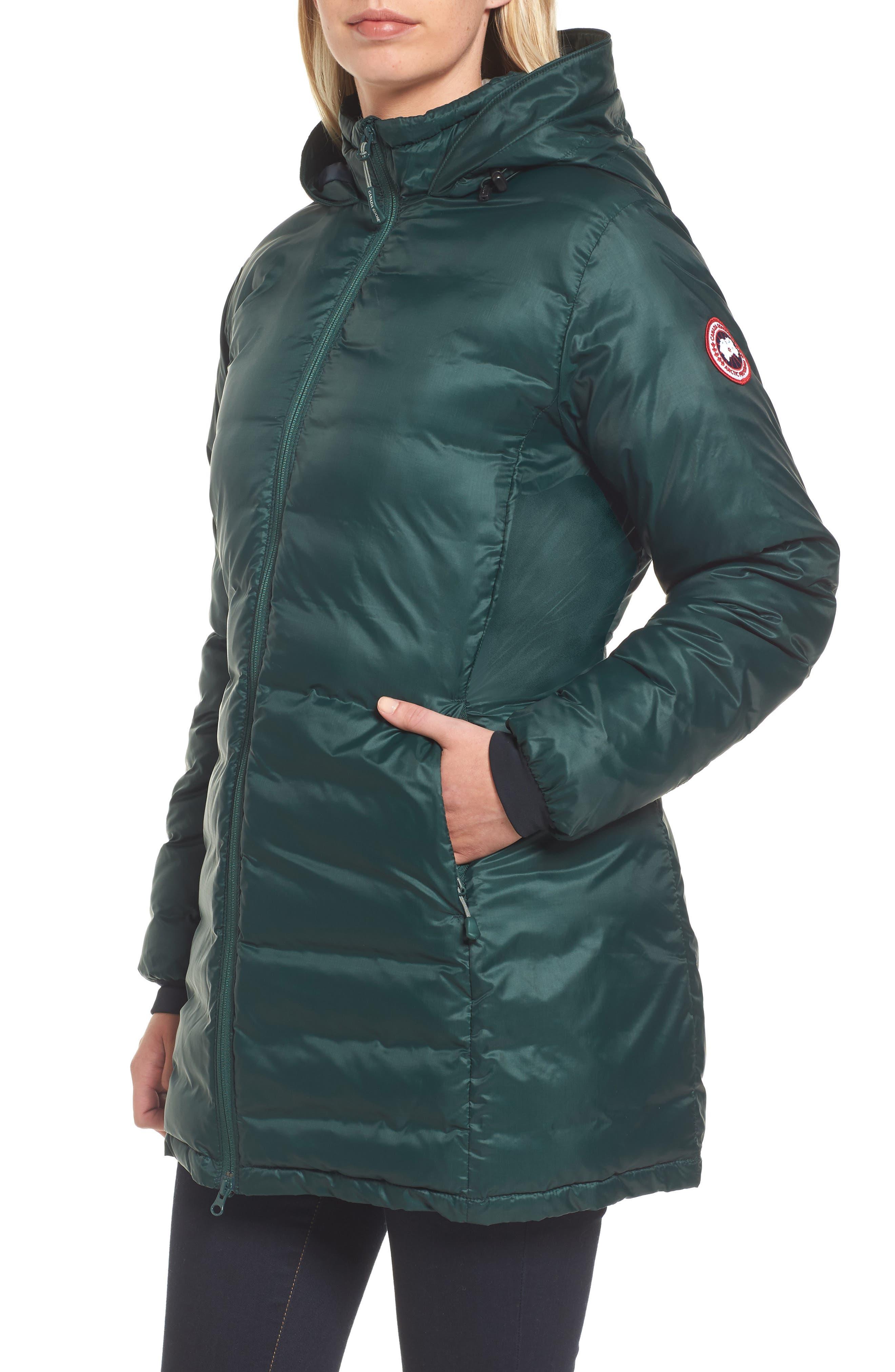 Alternate Image 4  - Canada Goose 'Camp' Slim Fit Hooded Packable Down Jacket