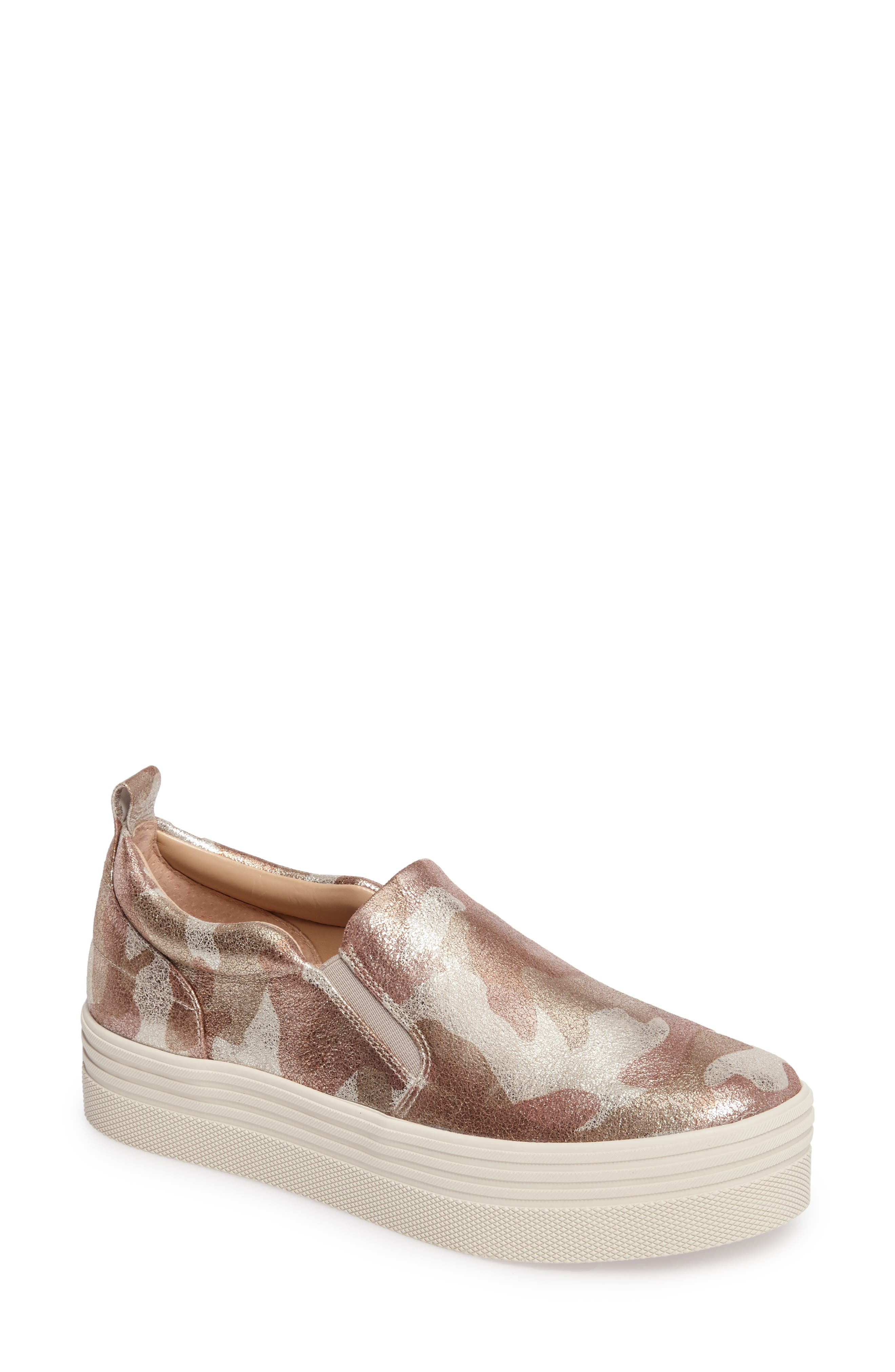 Main Image - Marc Fisher LTD Elise Platform Sneaker (Women)