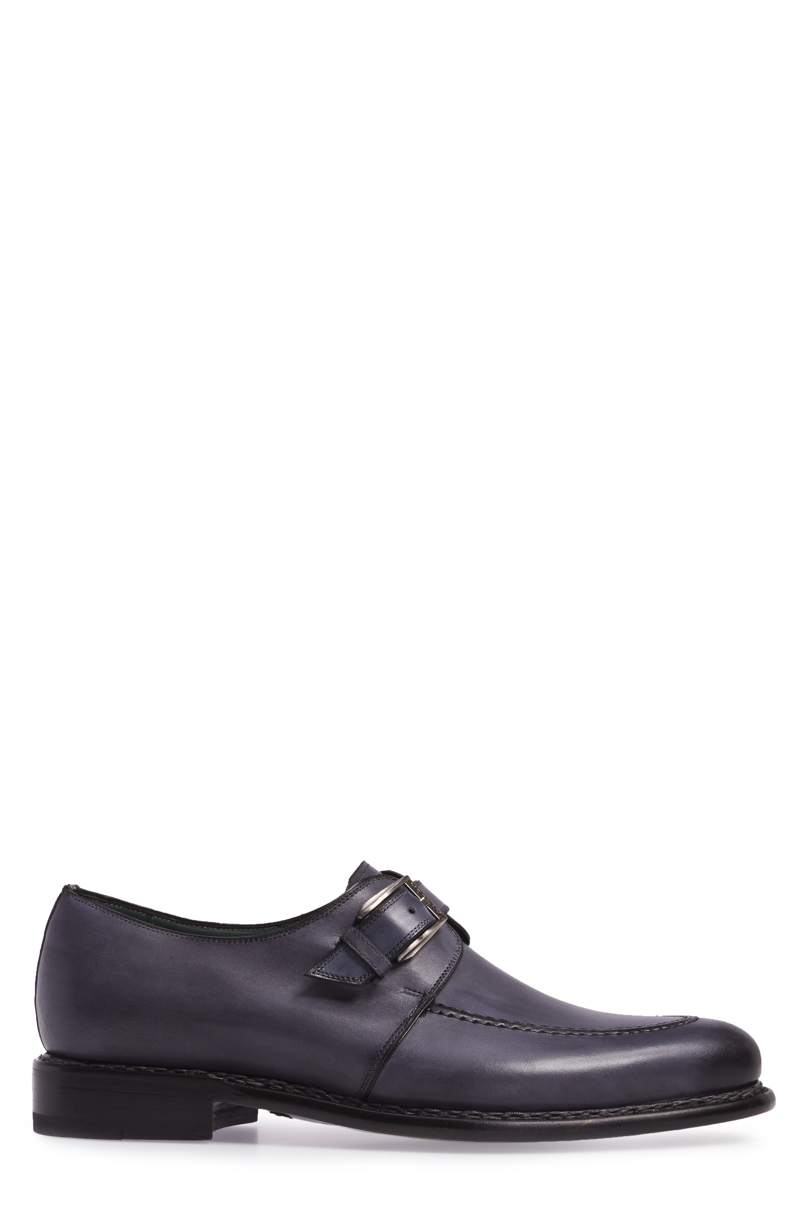 Alternate Image 3  - Mezlan Aguilar Monk Strap Shoe (Men)