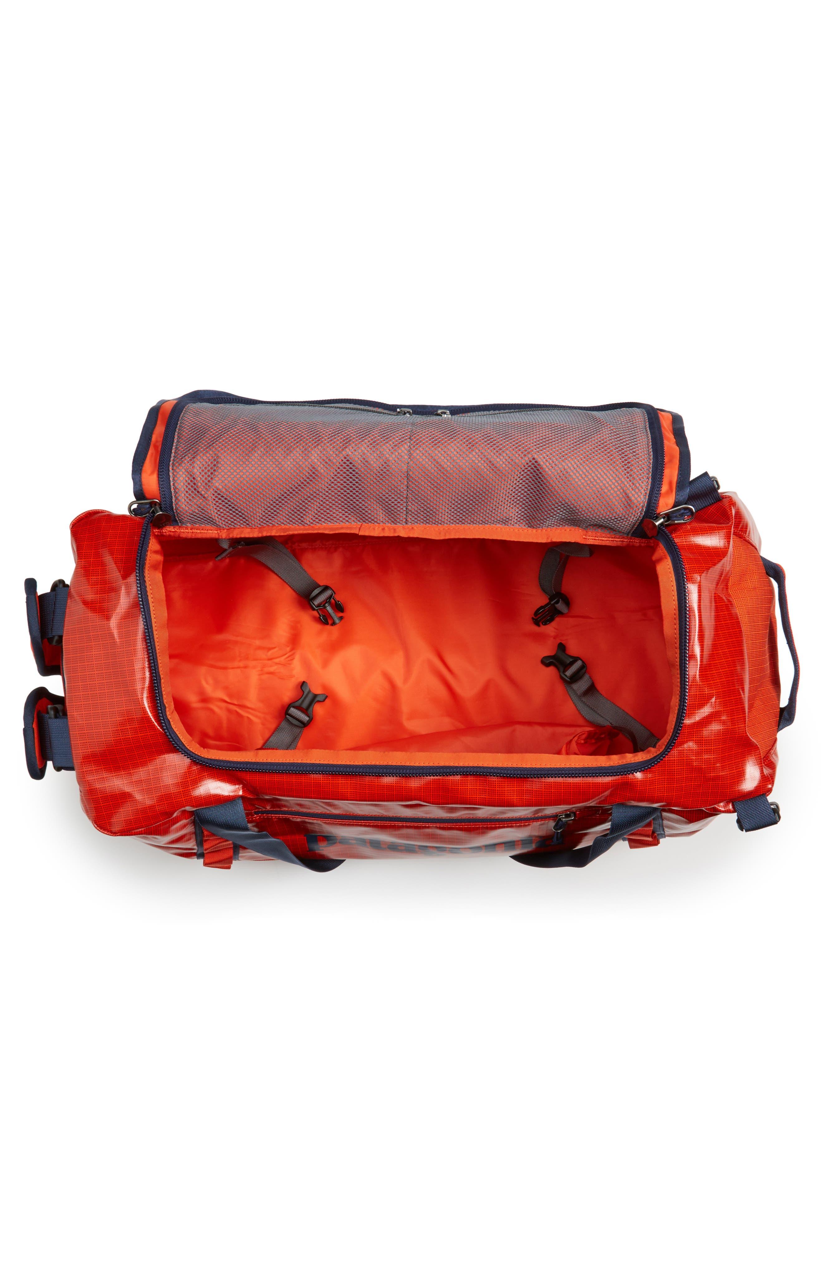 Alternate Image 4  - Patagonia Black Hole Water Repellent Duffel Bag