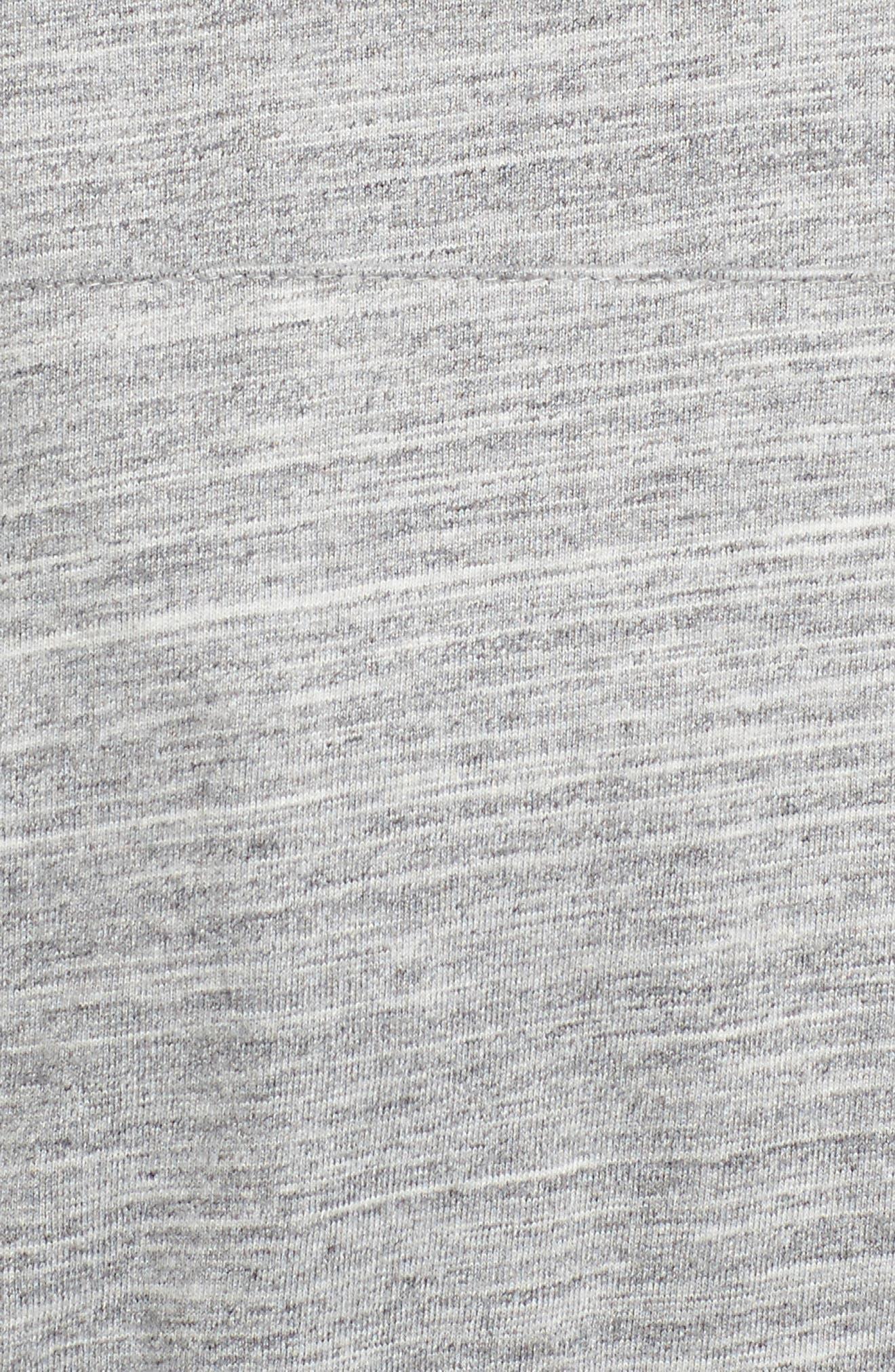 Revolve - Chicago Bears Hoodie,                             Alternate thumbnail 5, color,                             Space Dye Grey