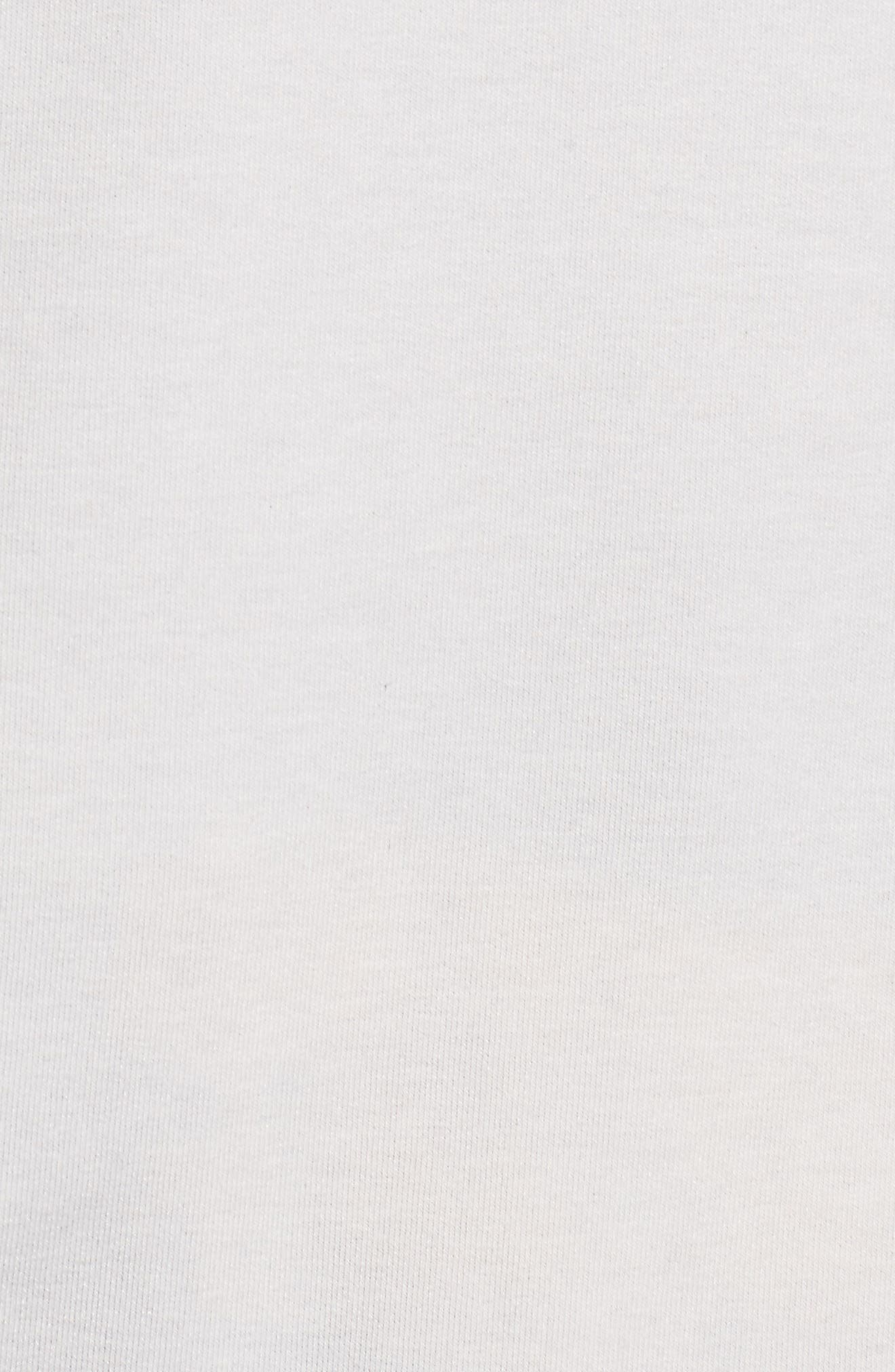 Alternate Image 5  - '47 New England Patriots Funnel Neck Pullover