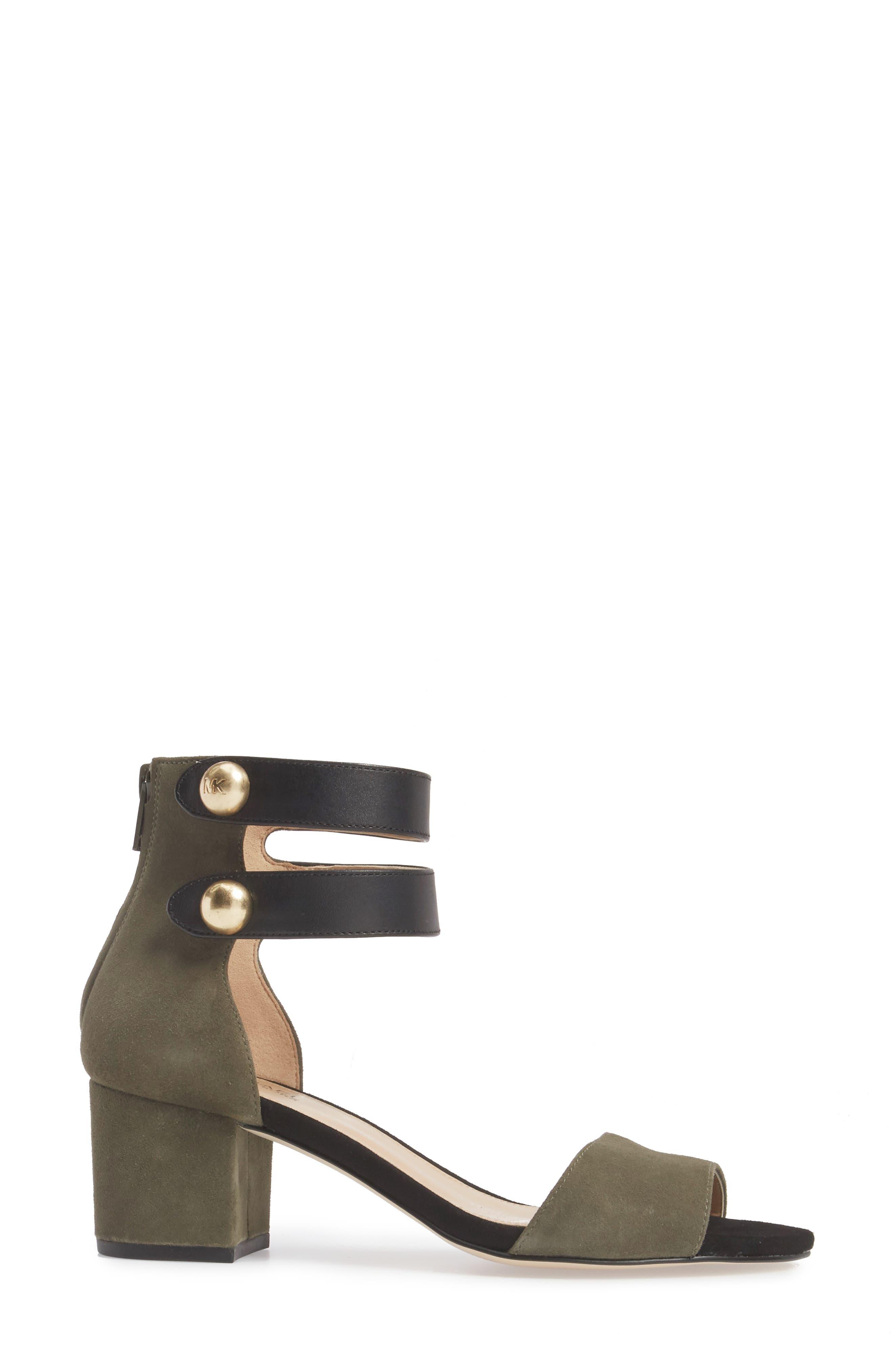 Alternate Image 3  - MICHAEL Michael Kors Maisie Sandal (Women)