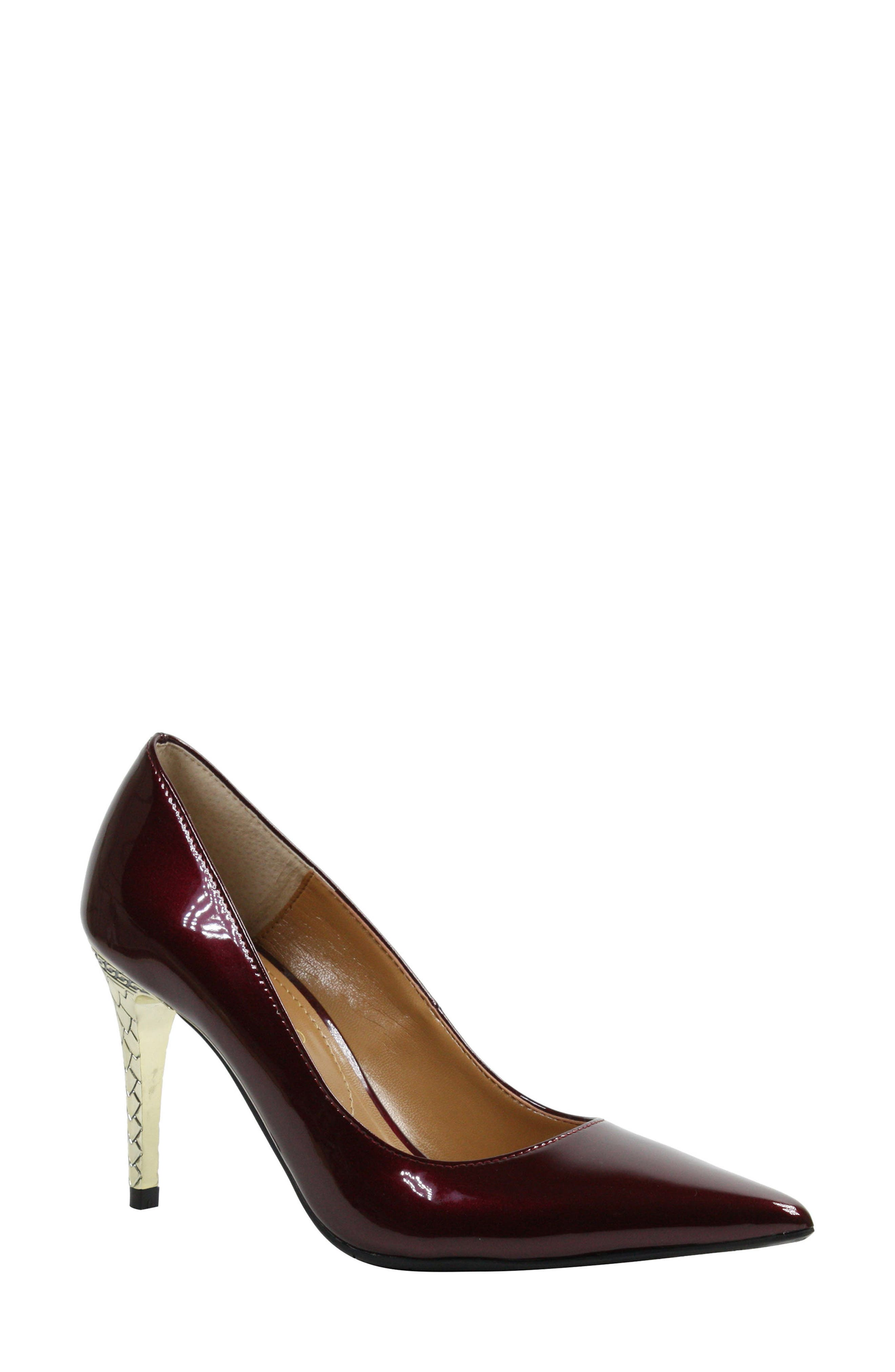 J. Reneé 'Maressa' Pointy Toe Pump (Women)