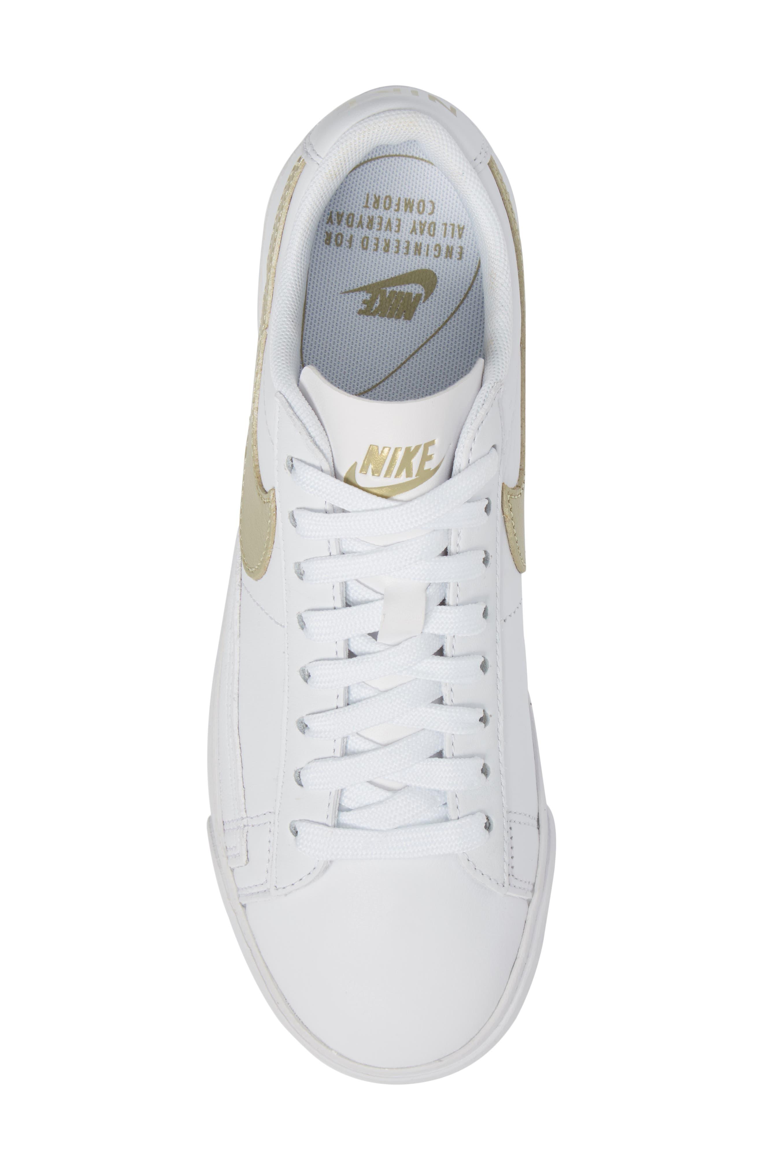 Alternate Image 6  - Nike Blazer Low LE Basketball Shoe (Women)