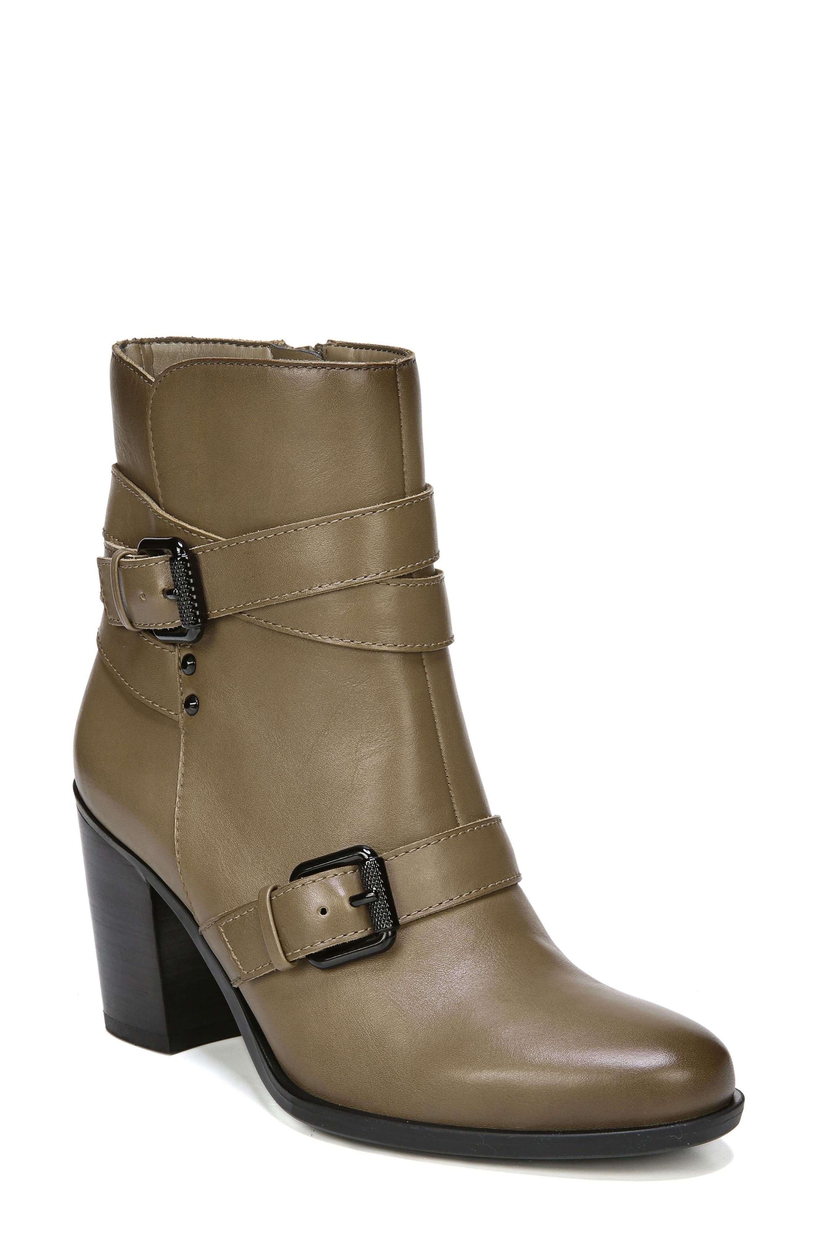 Main Image - Naturalizer Karlie Buckle Bootie (Women)