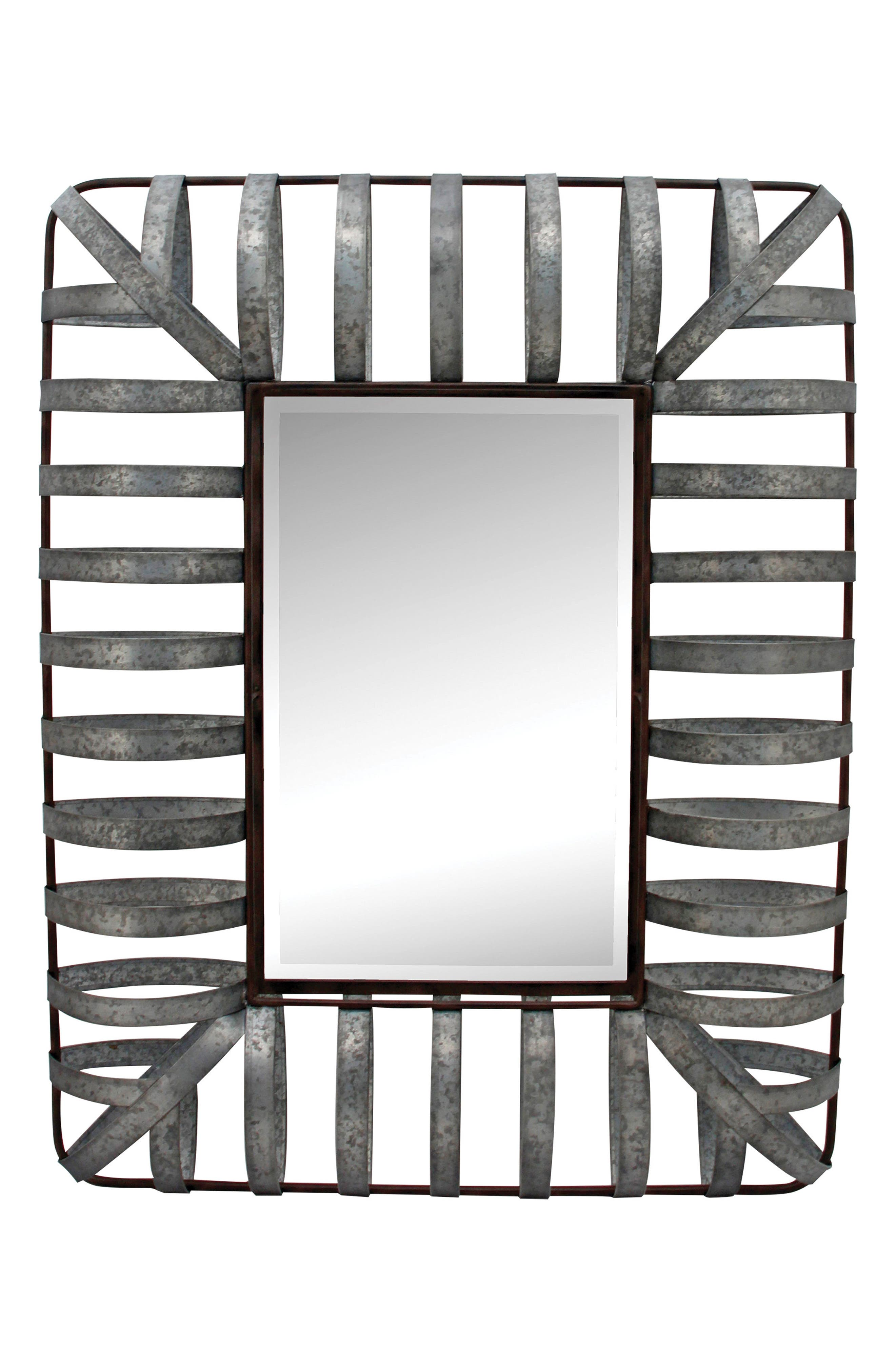 Main Image - Foreside Iron Framed Mirror