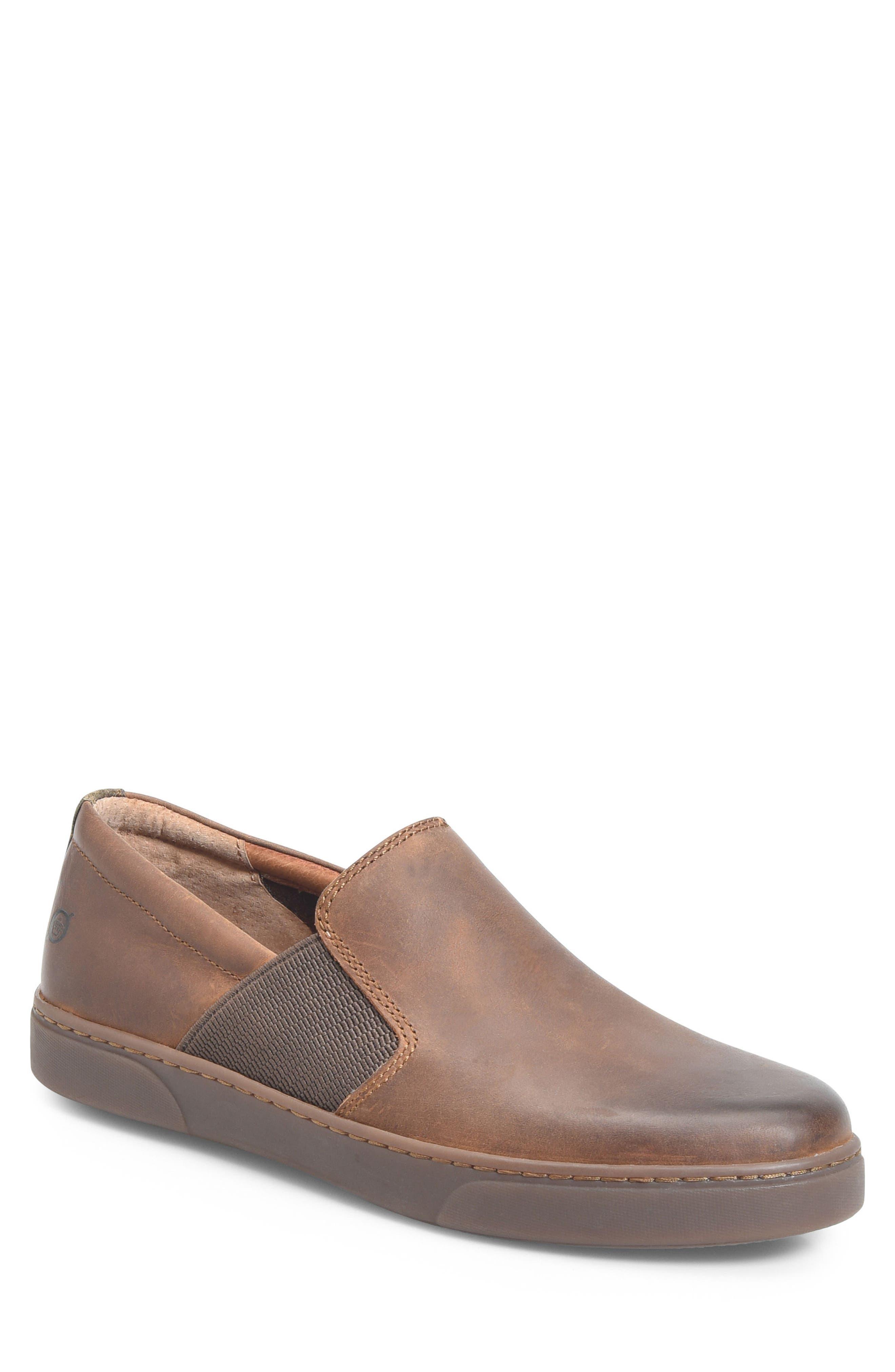 Alternate Image 1 Selected - Børn Belford Slip-On Sneaker (Men)
