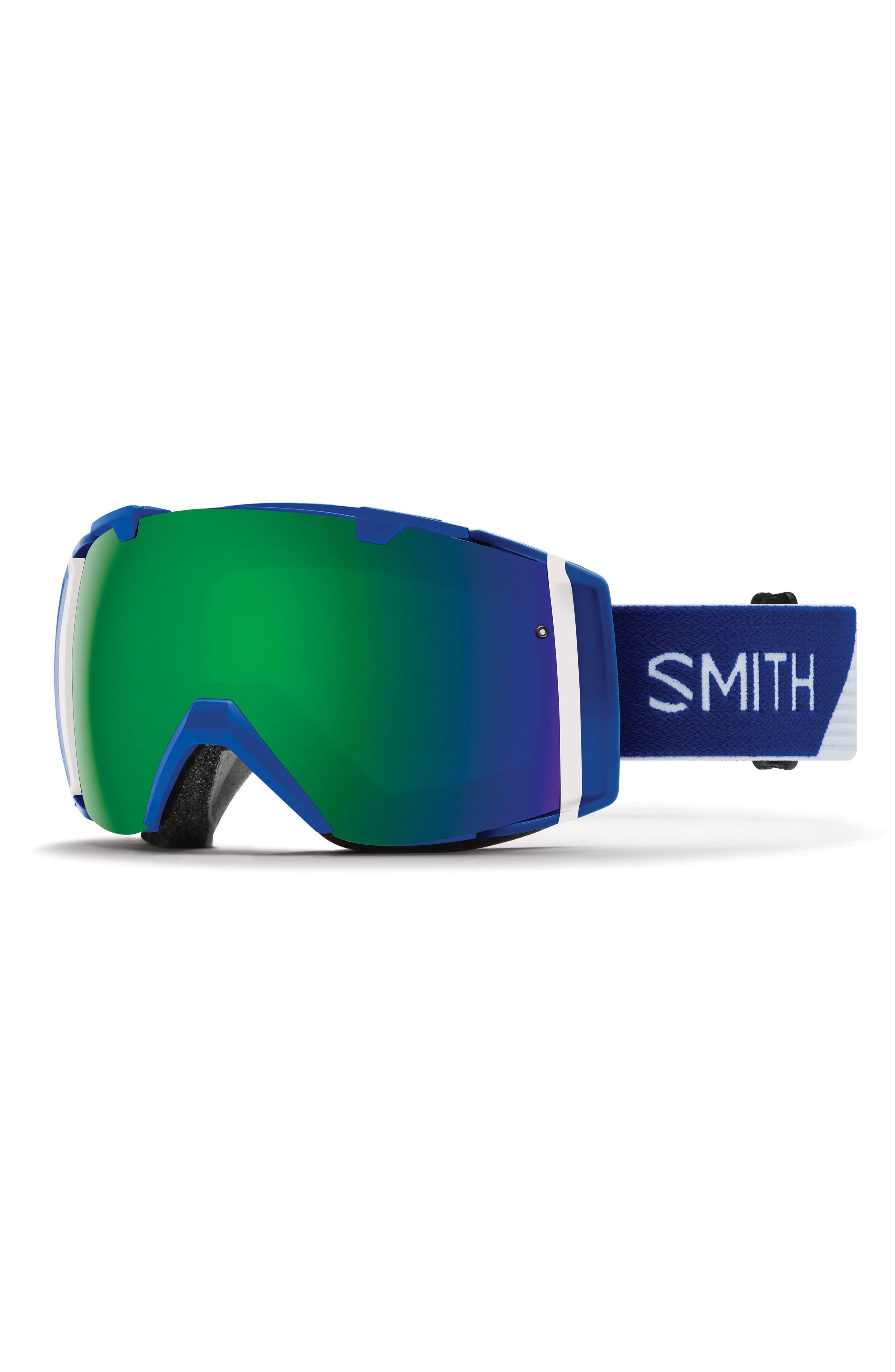 Main Image - Smith I/OX 205mm Chromapop Snow Goggles