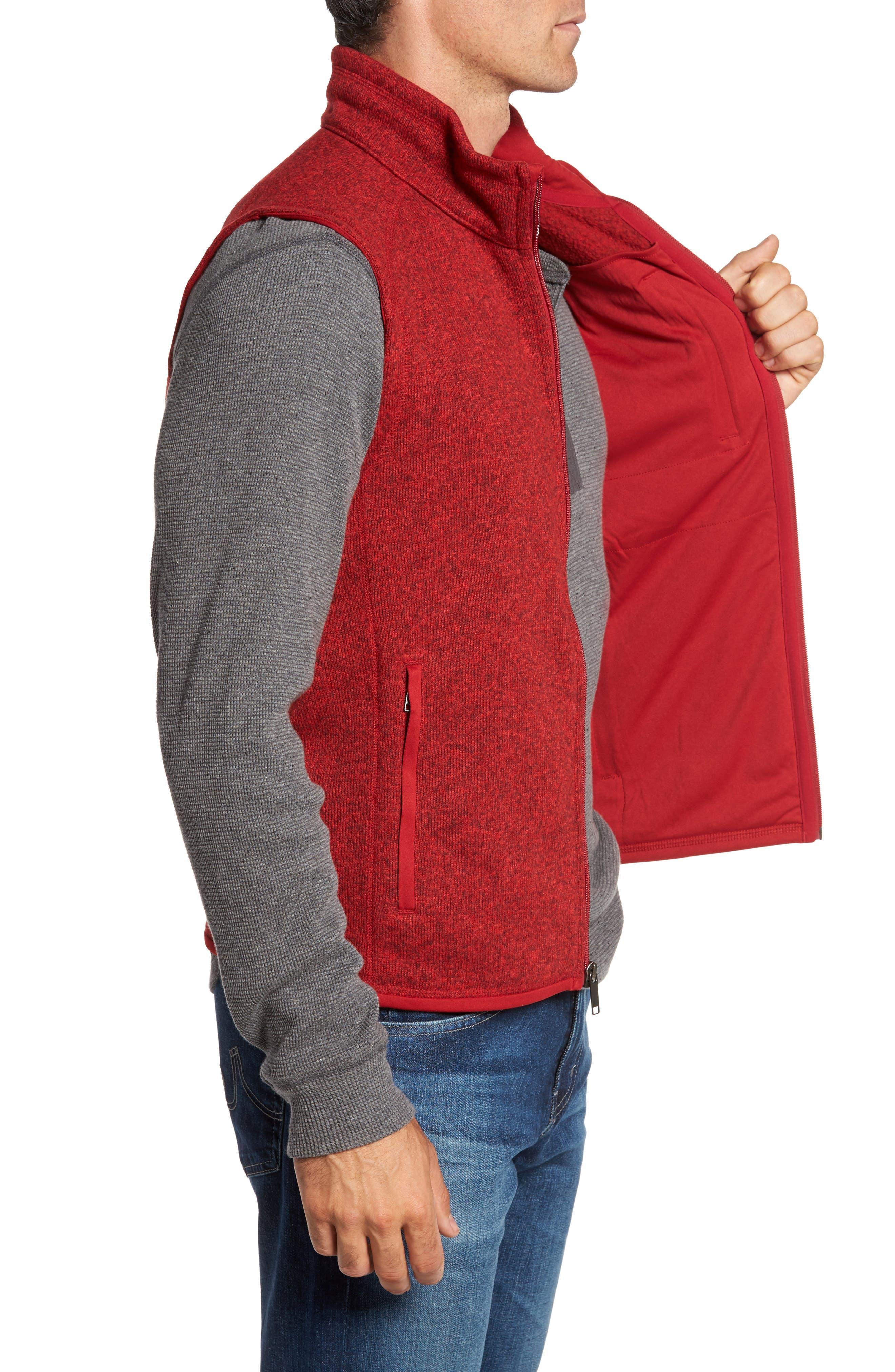 Alternate Image 3  - Patagonia 'Better Sweater' Zip Front Vest