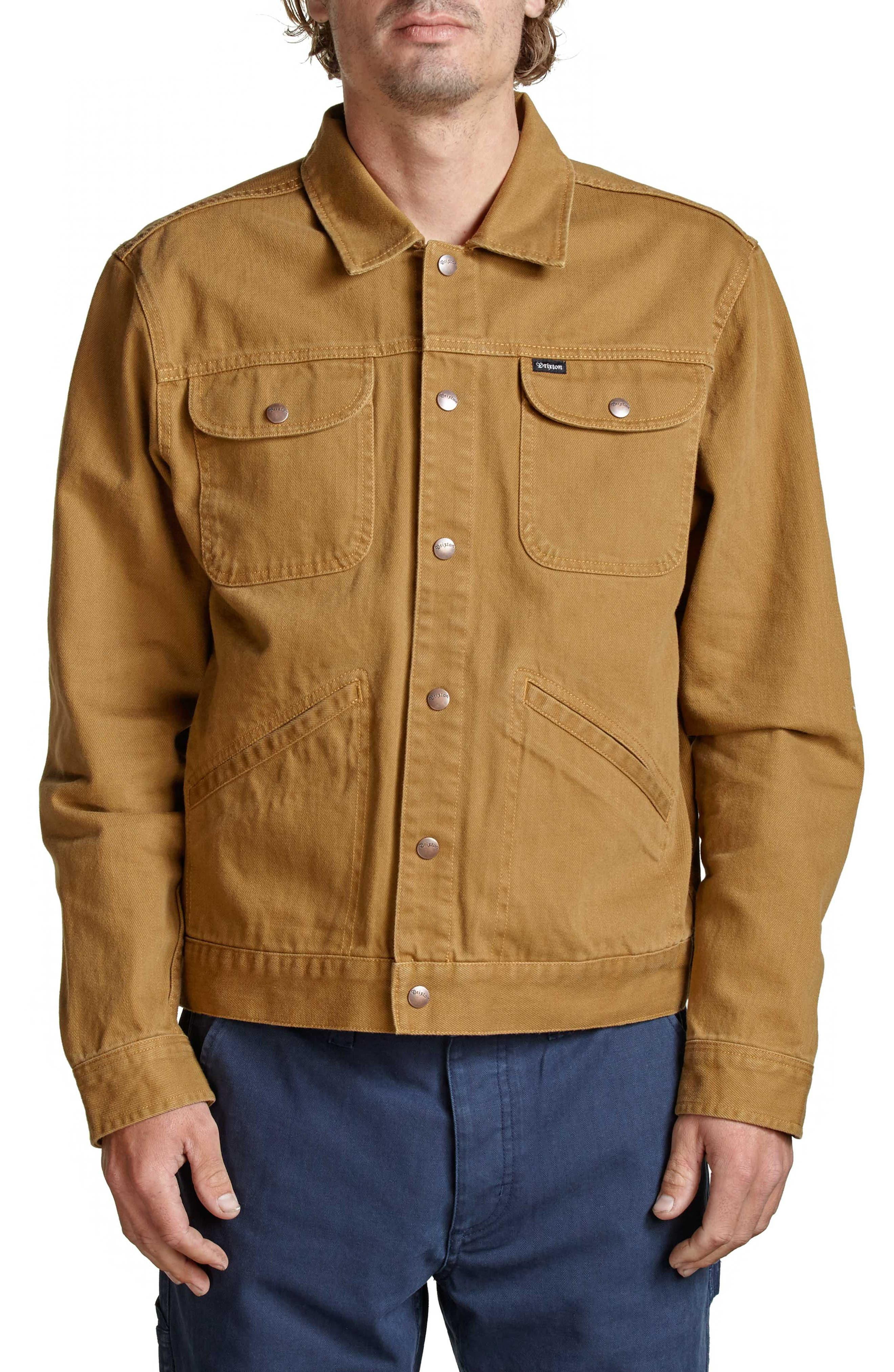 Alternate Image 1 Selected - Brixton Harlan II Jacket