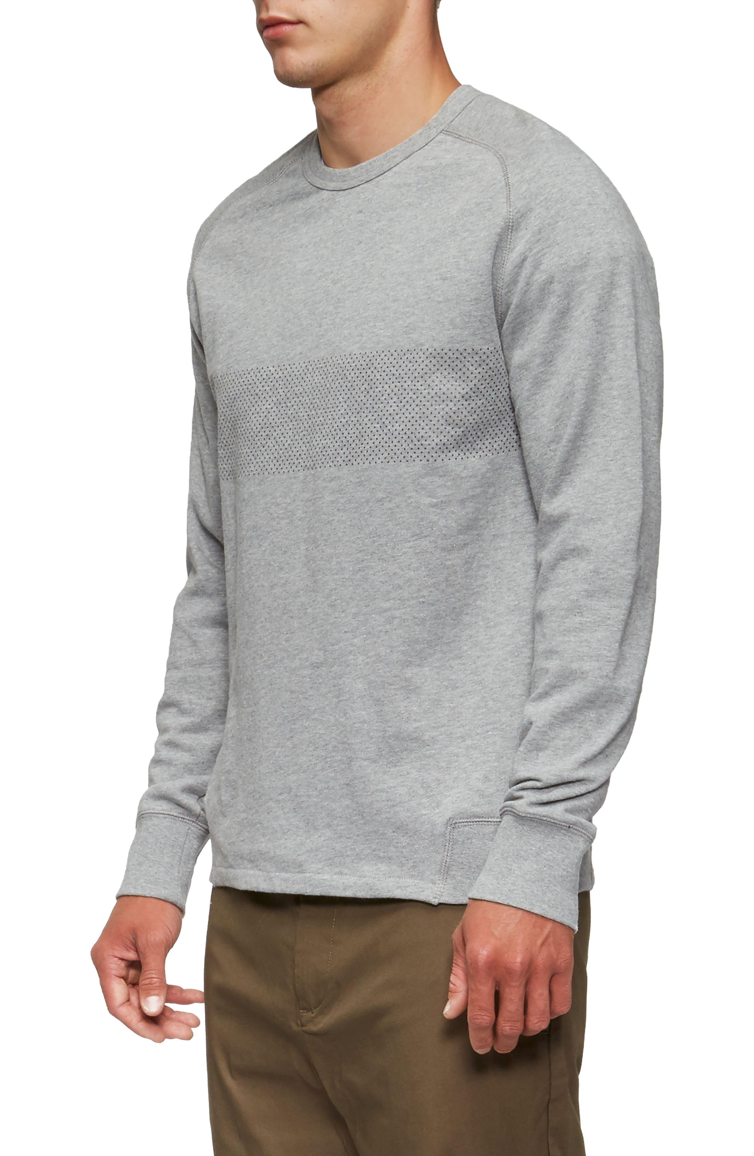 Alternate Image 3  - TAVIK Stafford Crewneck Sweatshirt