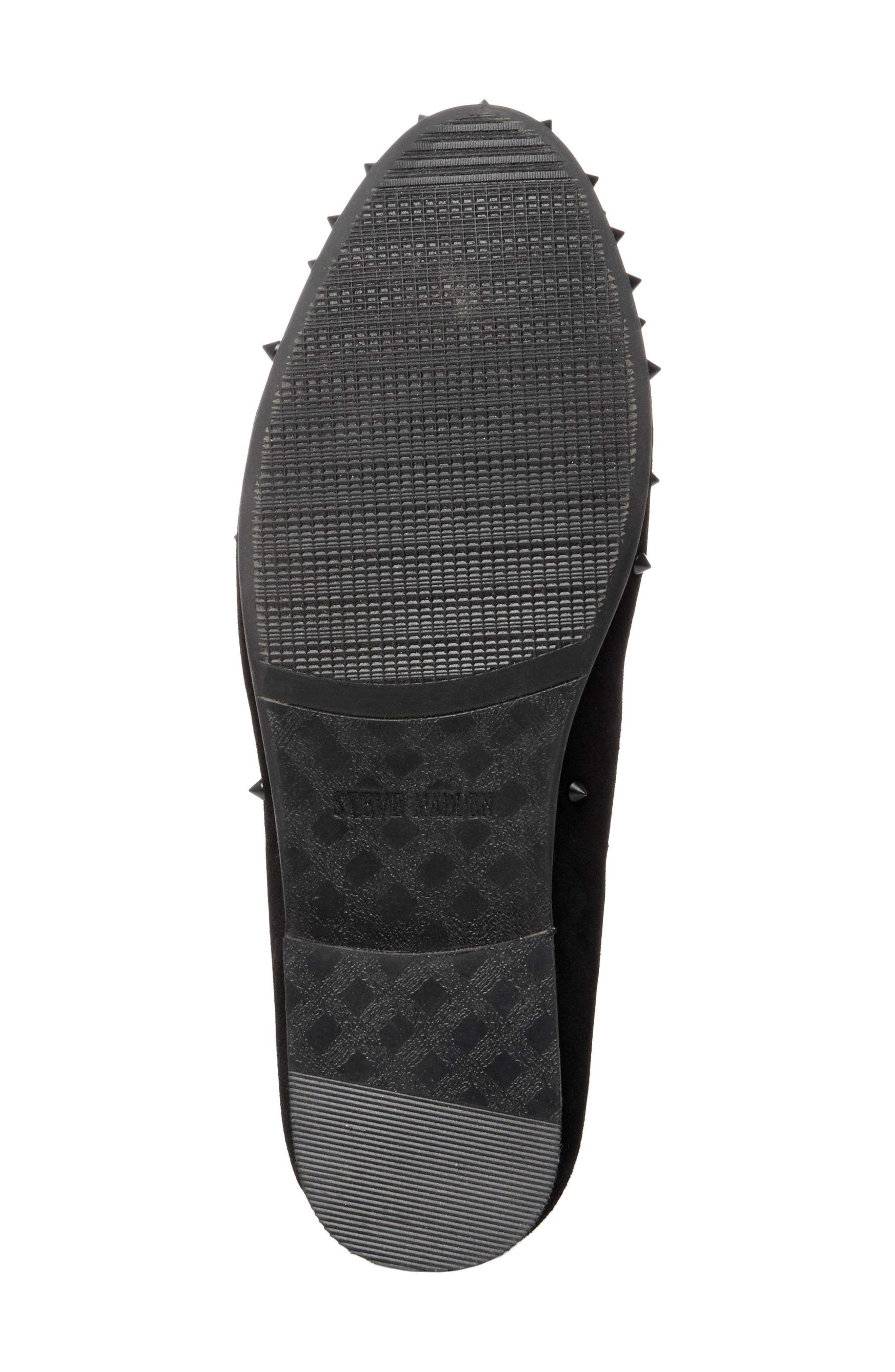 Alternate Image 6  - Steve Madden Cascade Studded Loafer (Men)