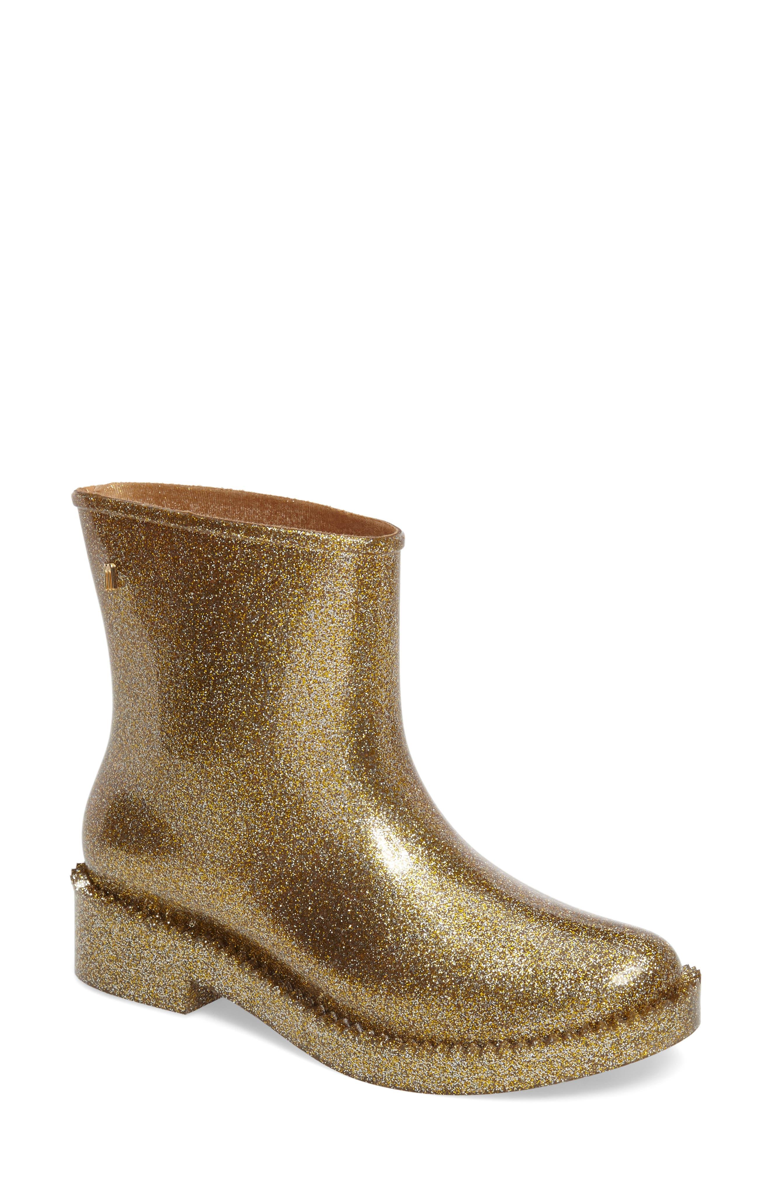 Melissa Rain Drop Water Resistant Boot (Women)
