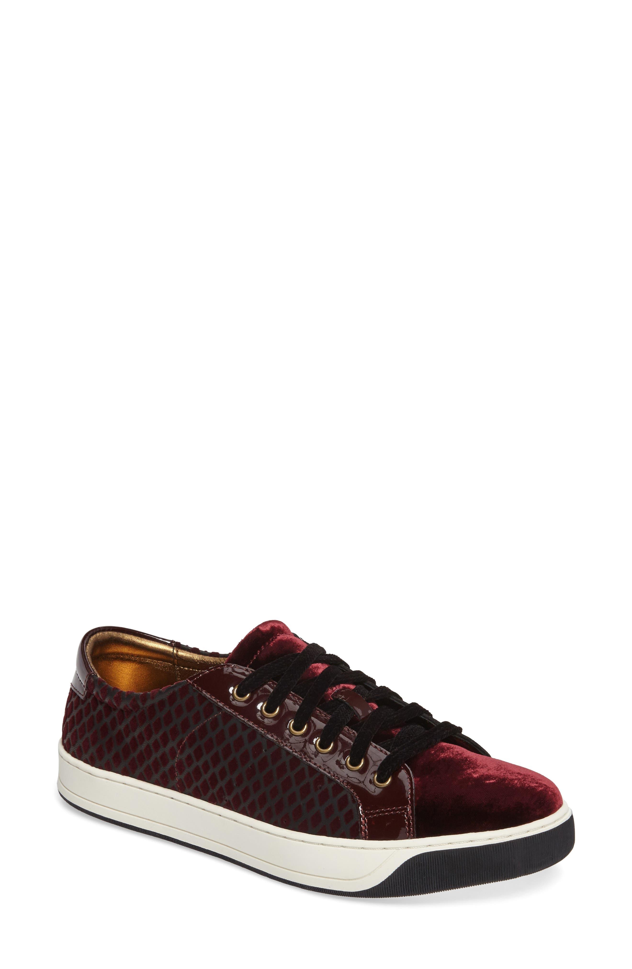 Alternate Image 1 Selected - Johnston & Murphy 'Emerson' Sneaker (Women)