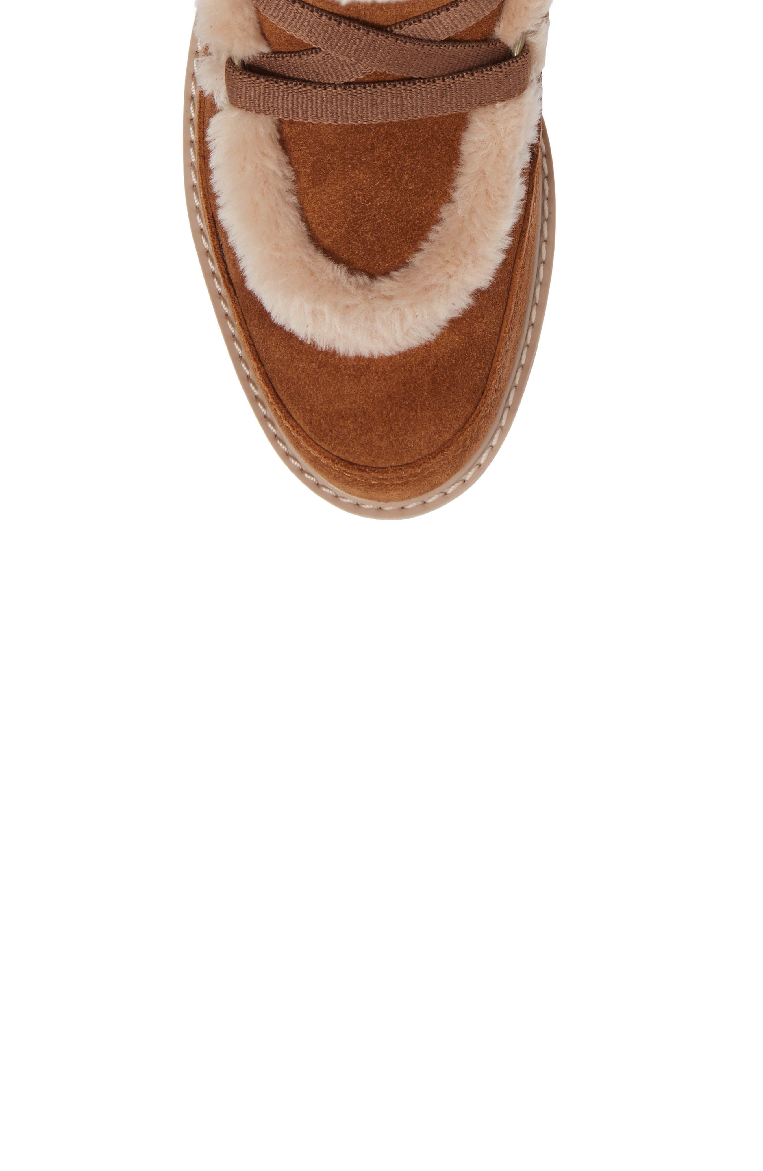 Alternate Image 5  - Timberland Kenniston Faux Fur Water Resistant Mukluk Boot (Women)