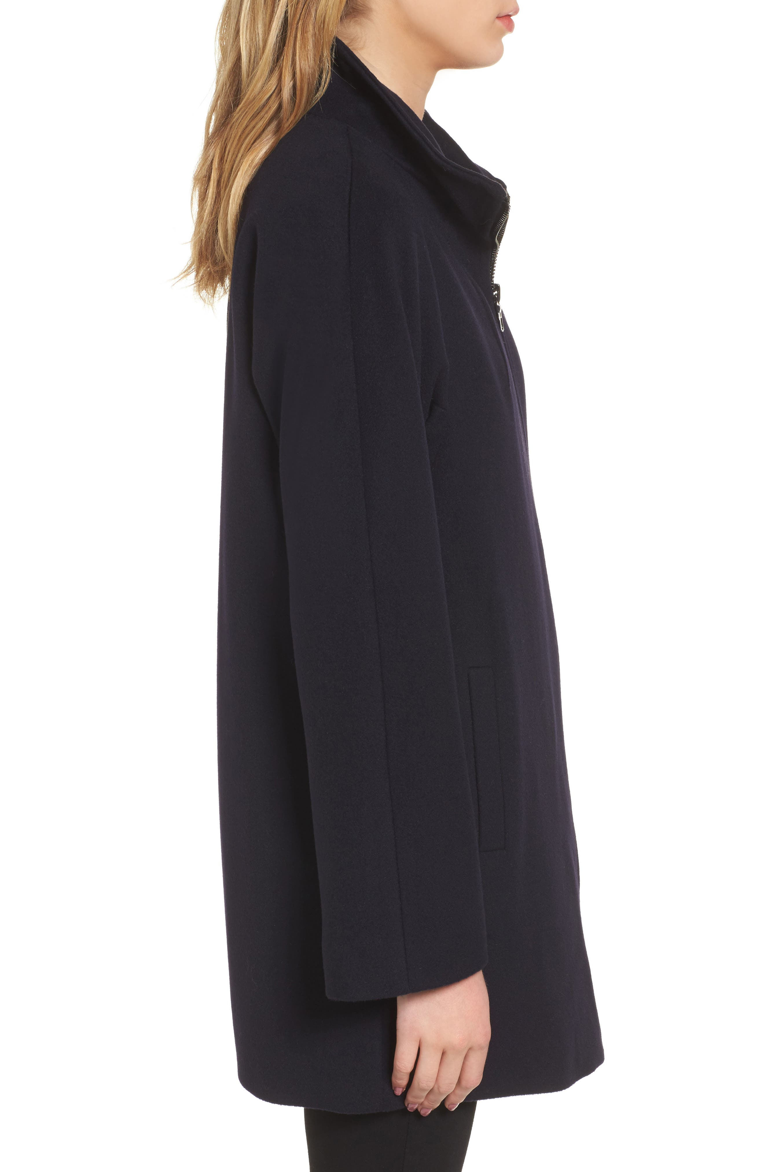Alternate Image 3  - Sofia Cashmere Dolman Sleeve Coat