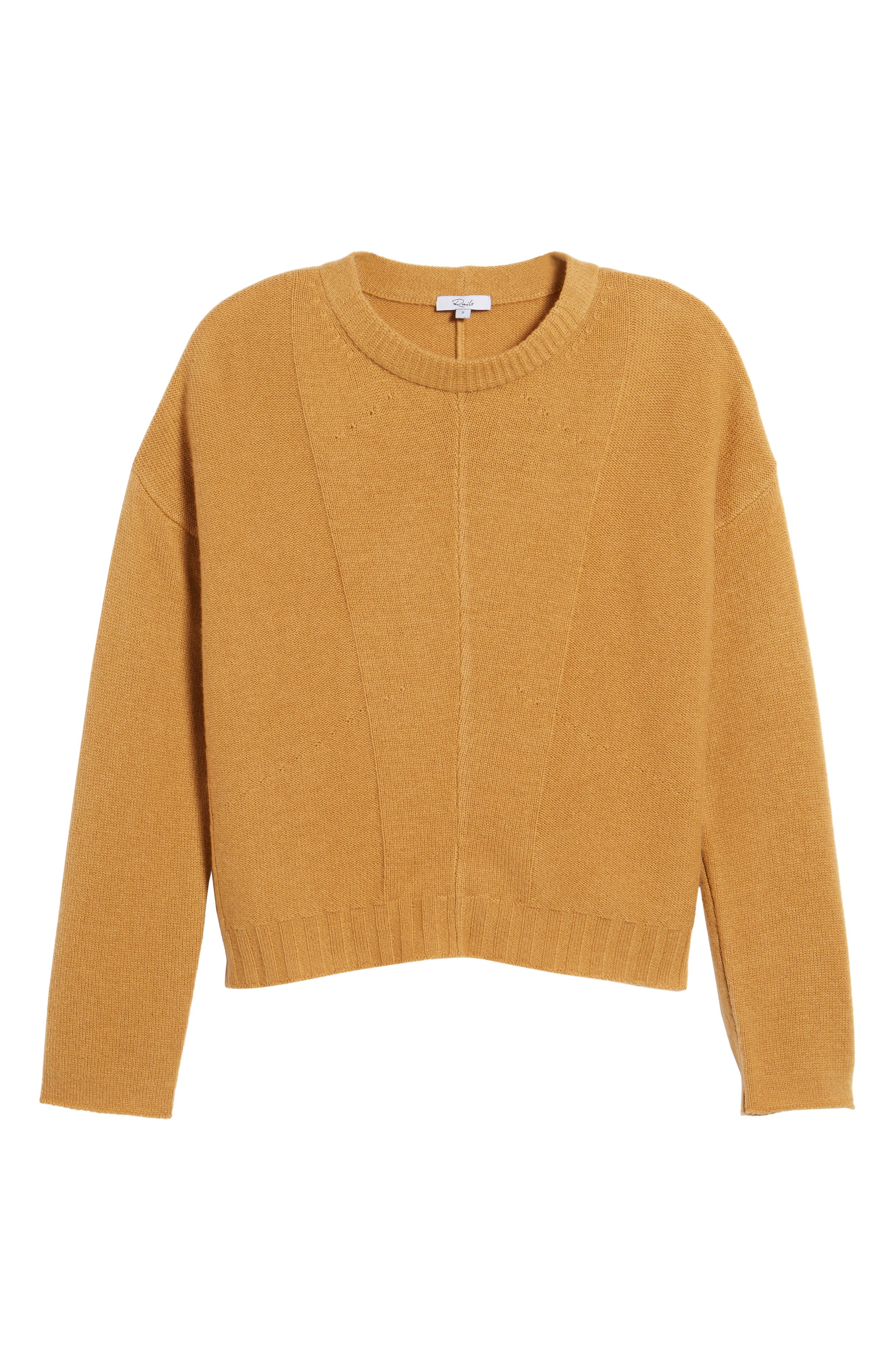 Alternate Image 6  - Rails Joanna Wool & Cashmere Sweater