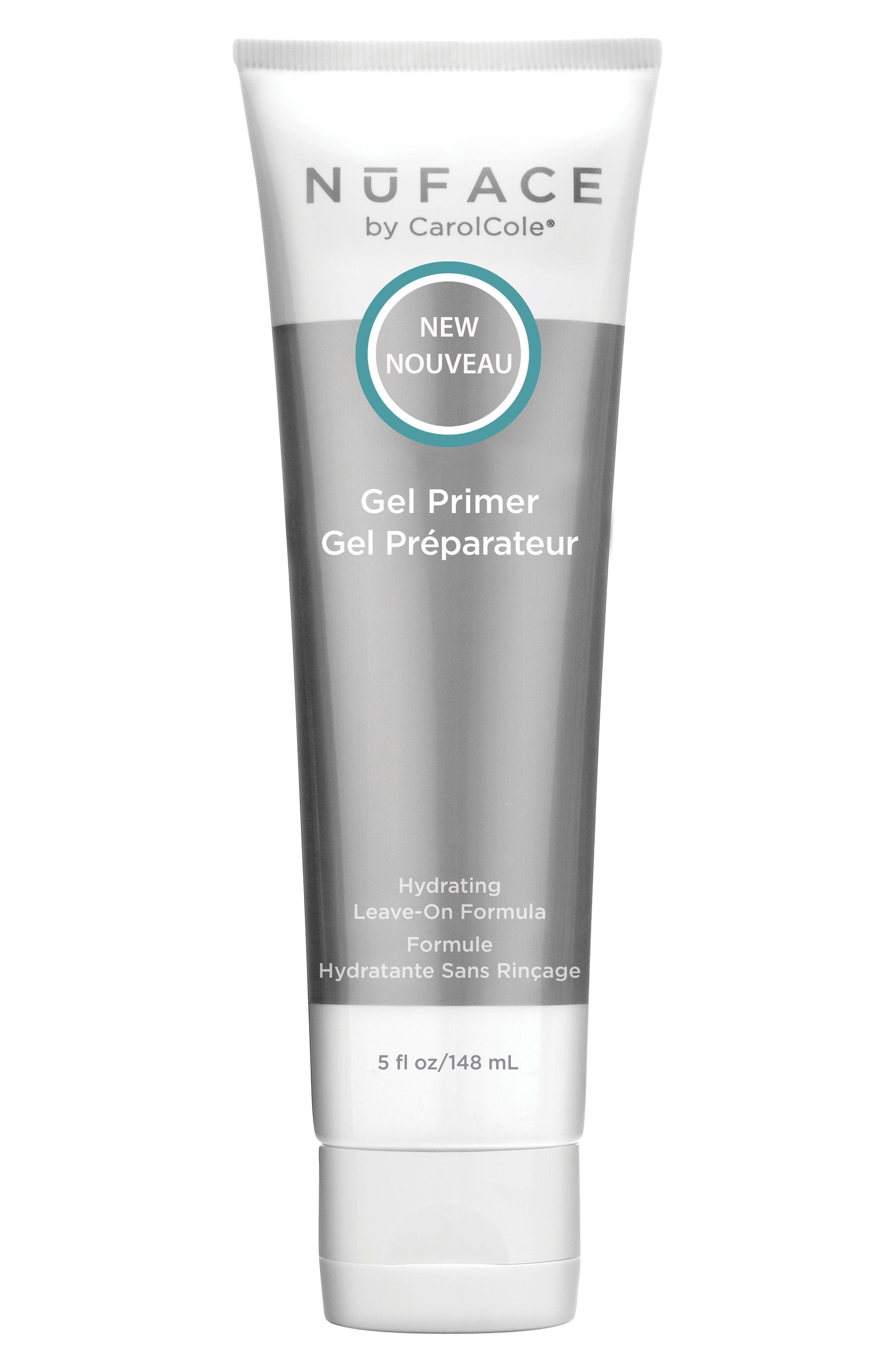Hydrating Leave-On Gel Primer,                             Main thumbnail 1, color,                             No Color