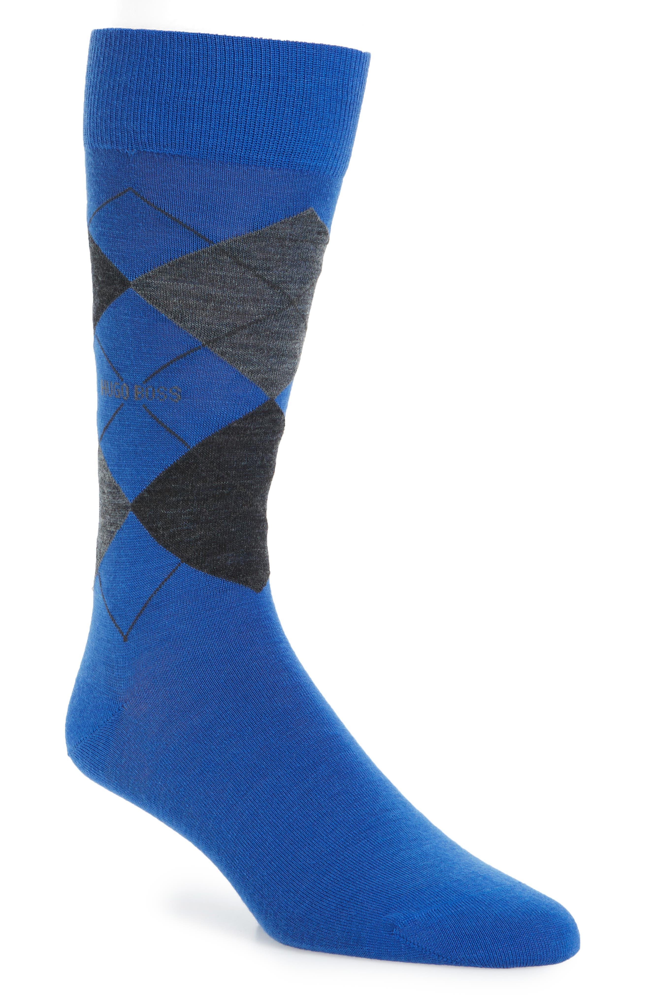 BOSS Argyle Socks