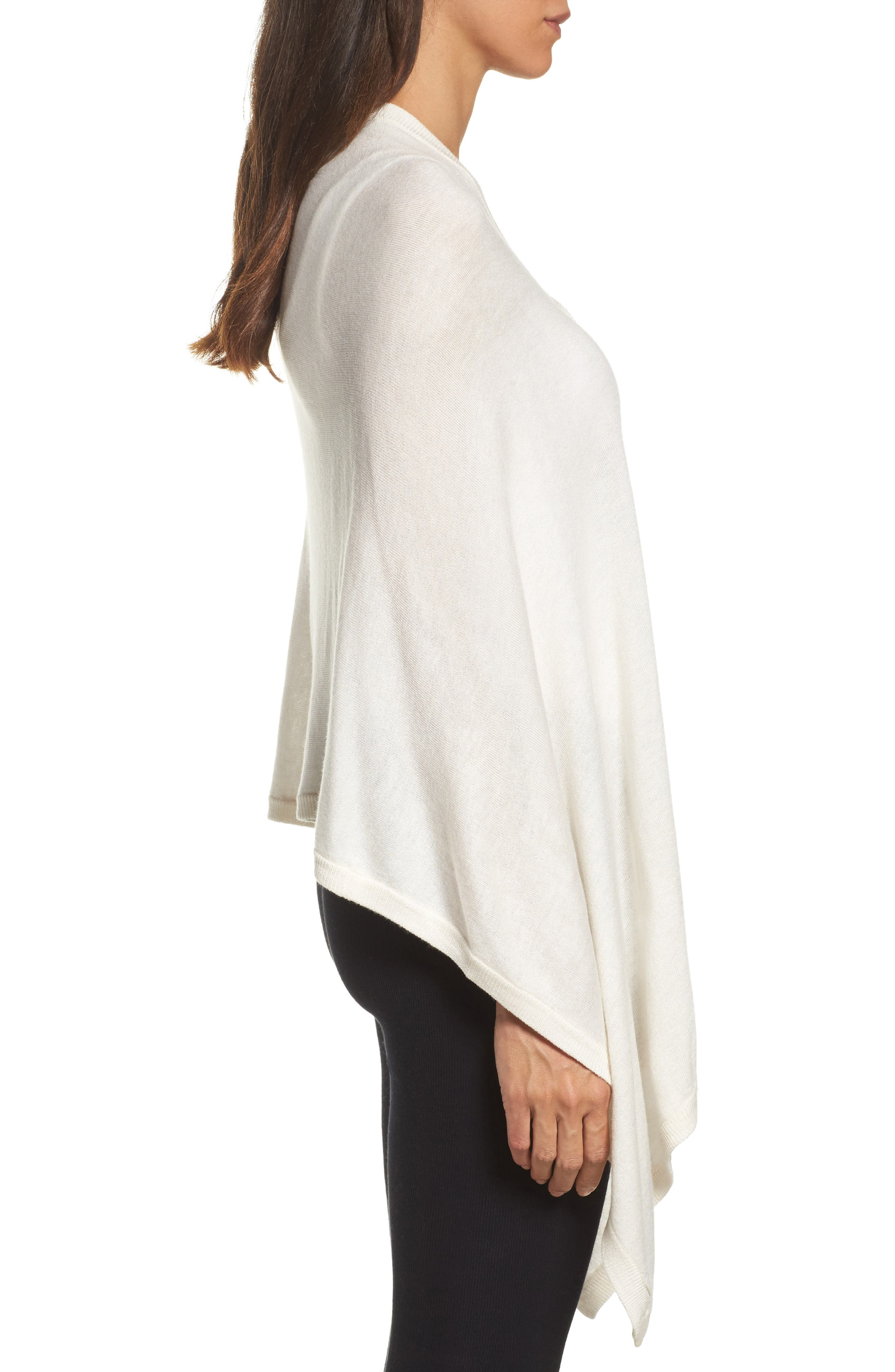 Alternate Image 3  - UGG® Button Poncho