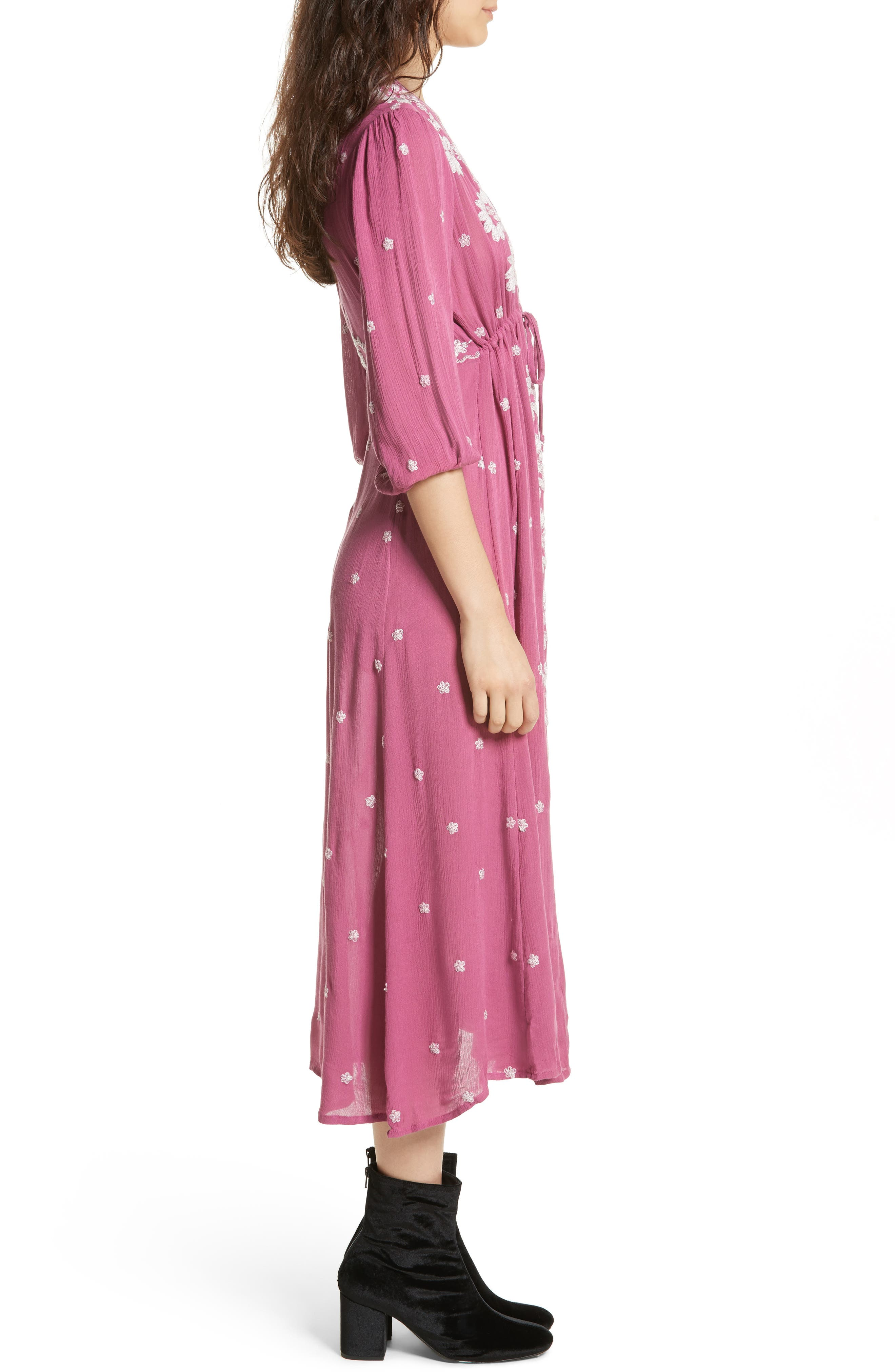 Alternate Image 3  - Free People Embroidered Maxi Dress