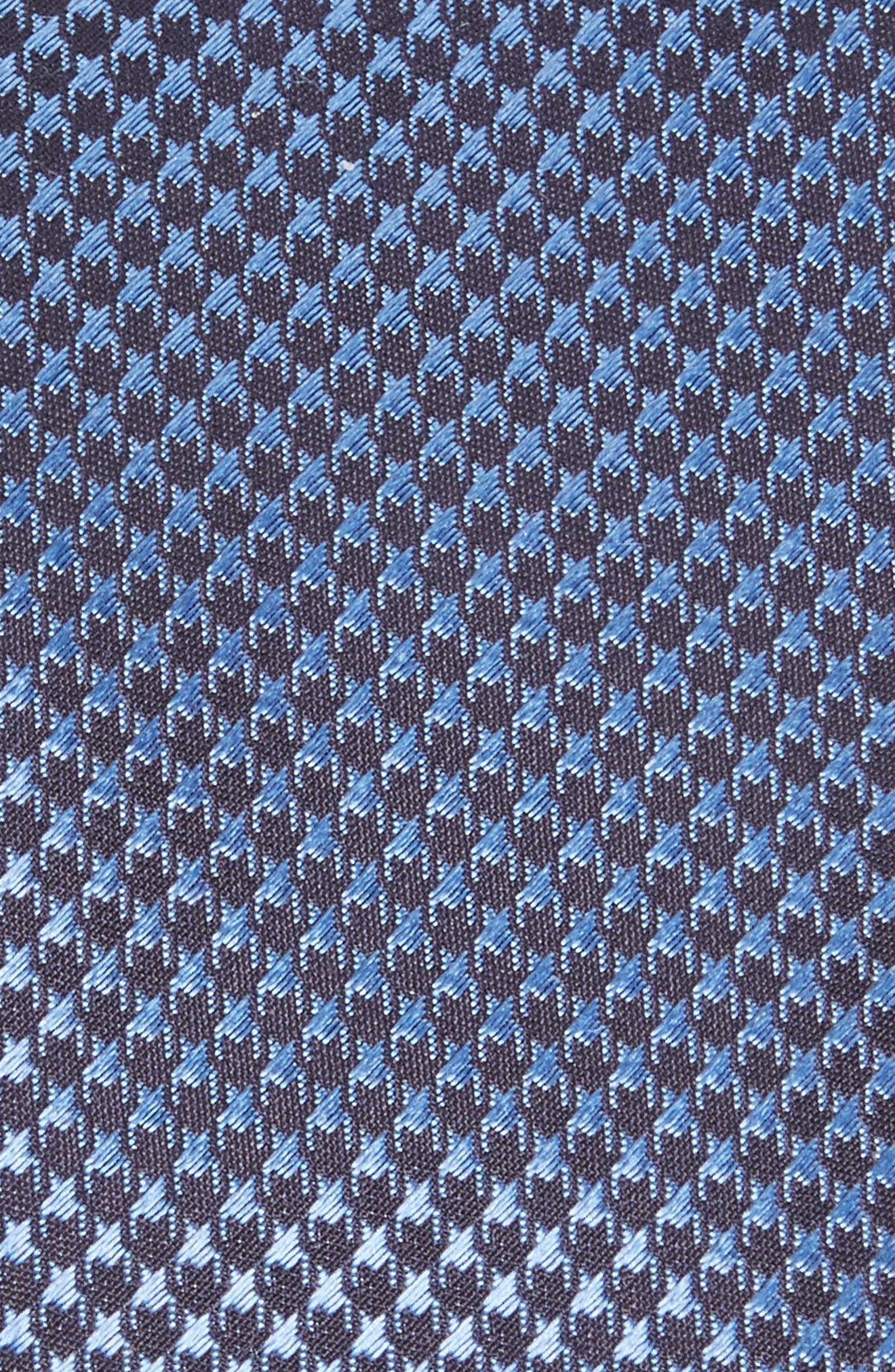 Alternate Image 2  - BOSS Houndstooth Silk Tie