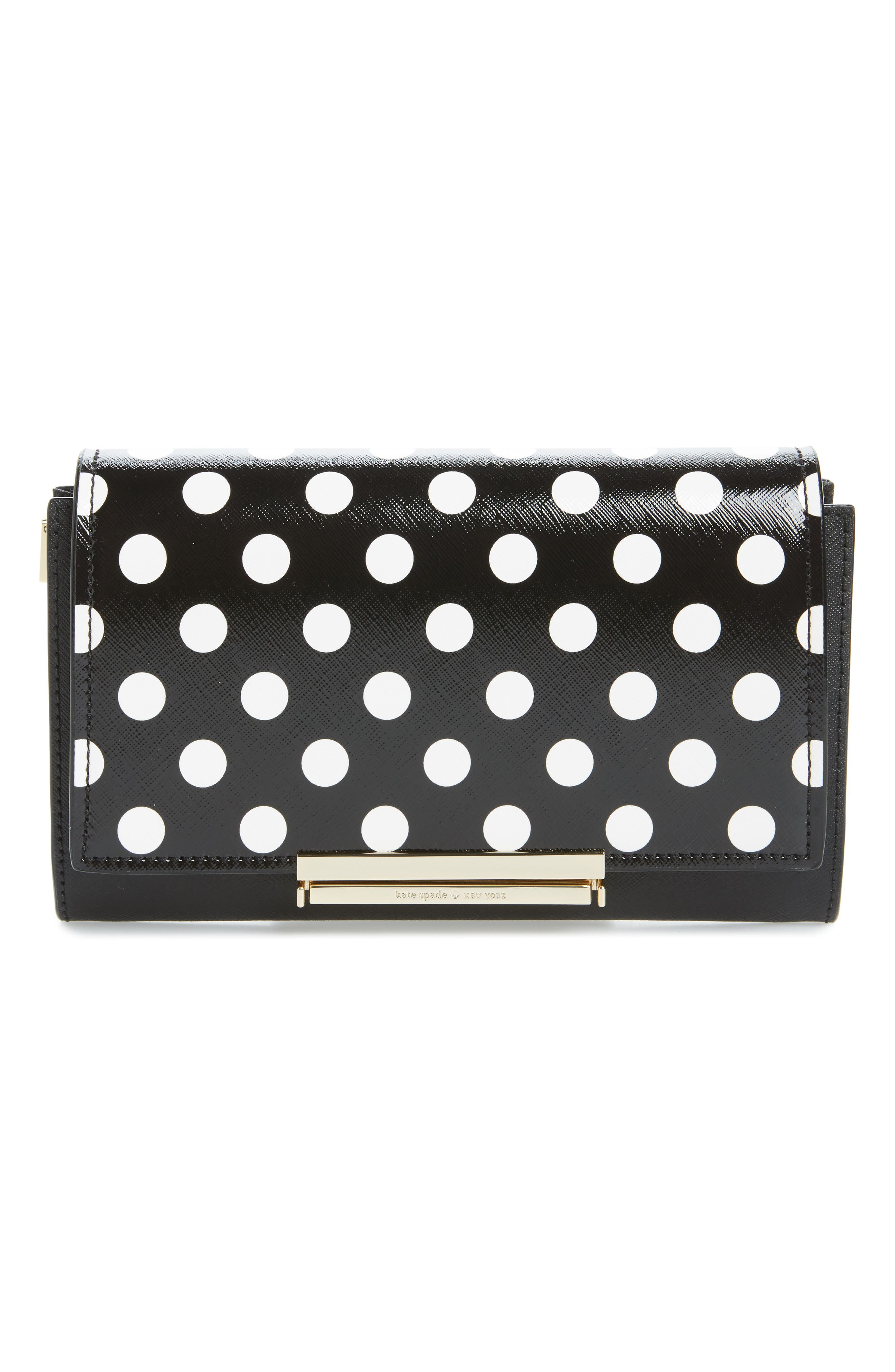 Alternate Image 2  - kate spade new york make it mine polka dot snap-on accent flap