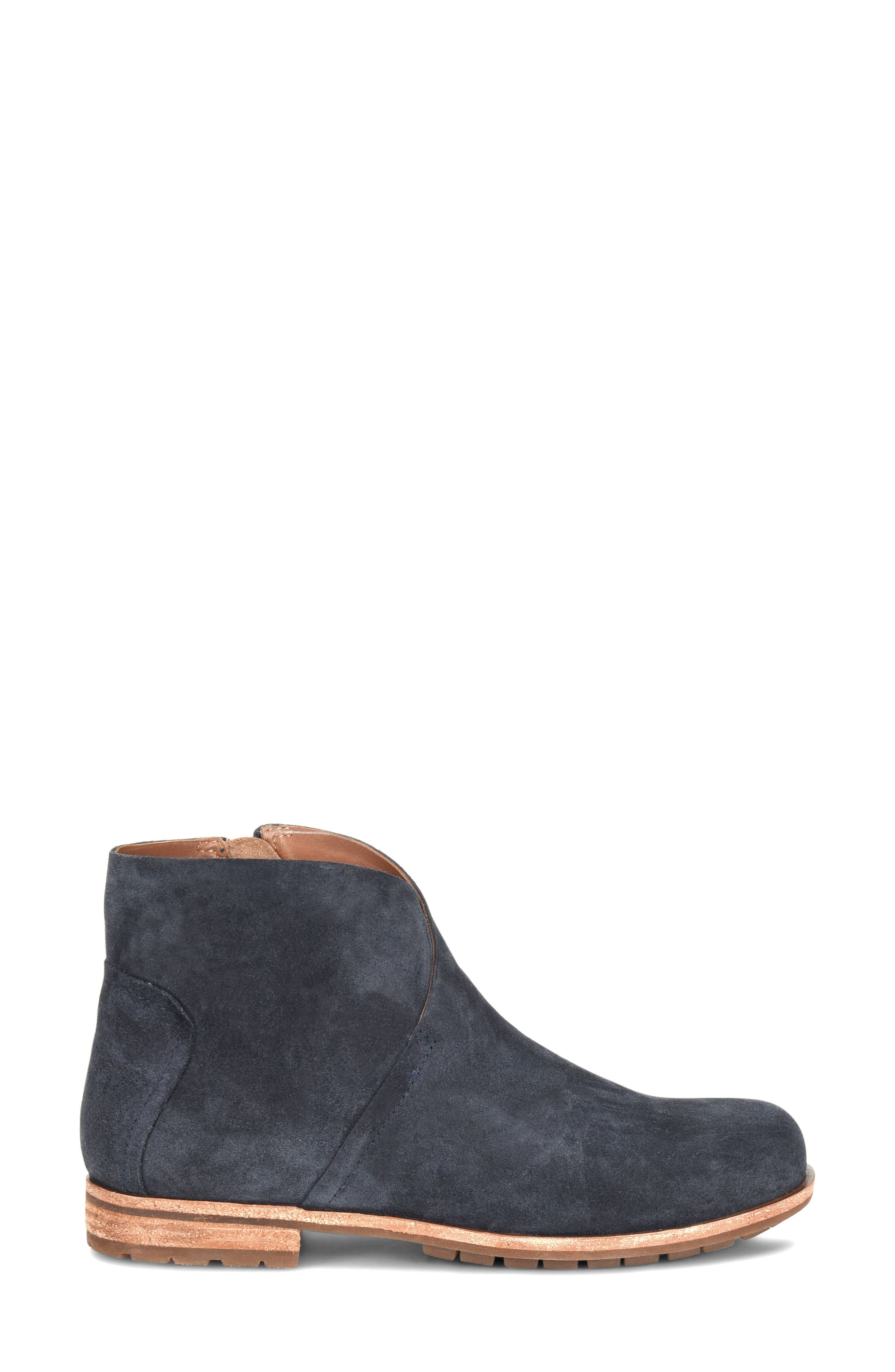 Balsa Boot,                             Alternate thumbnail 3, color,                             Navy Suede