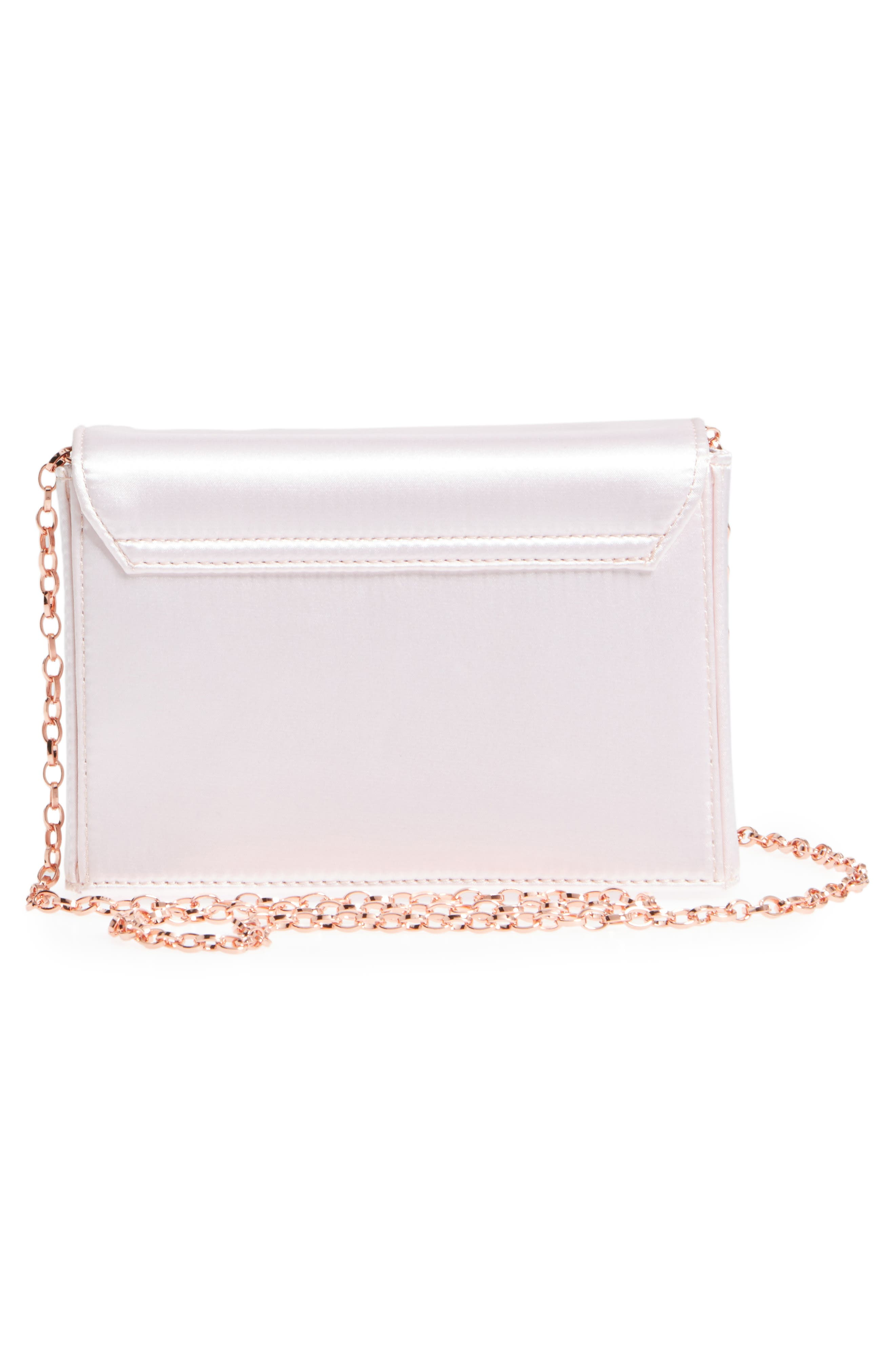 Alternate Image 2  - Ted Baker London Maxine Satin Clutch