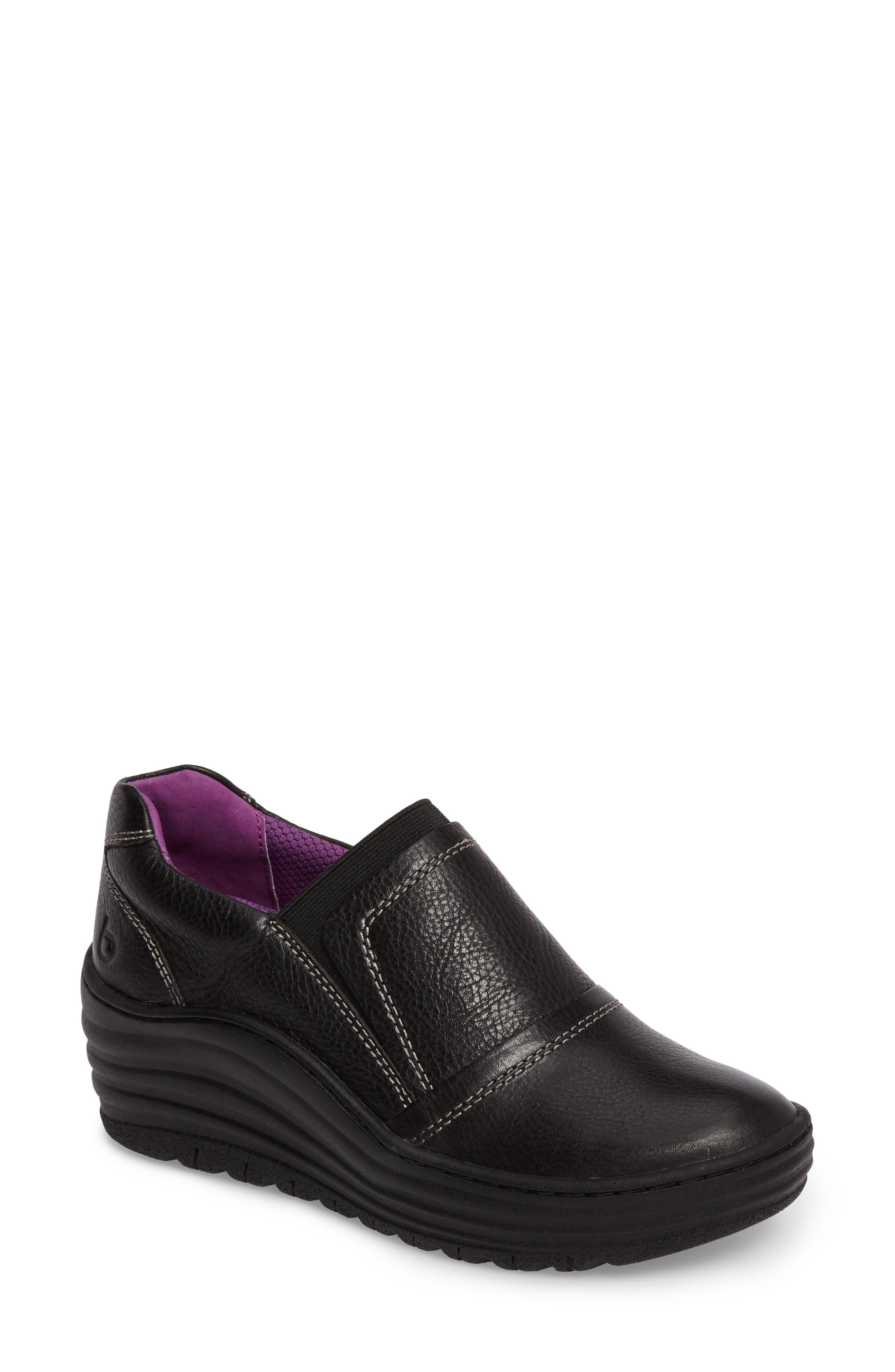 bionica Grinnel Wedge Slip-On (Women)