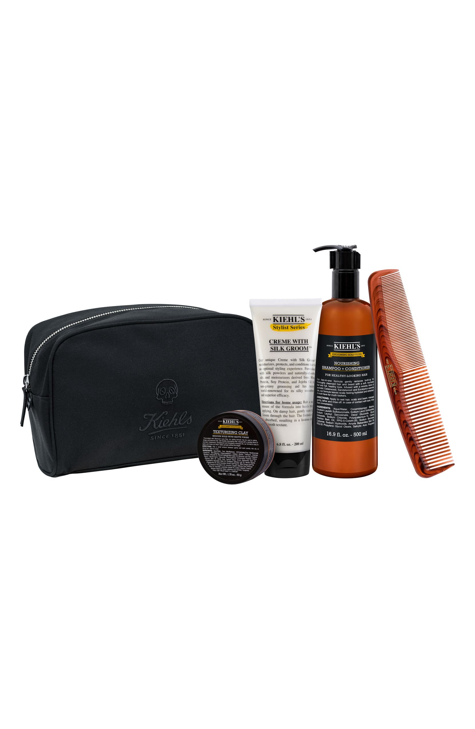 Kiehl\'s Since 1851 Groom with Greatness Collection ($80 Value ...