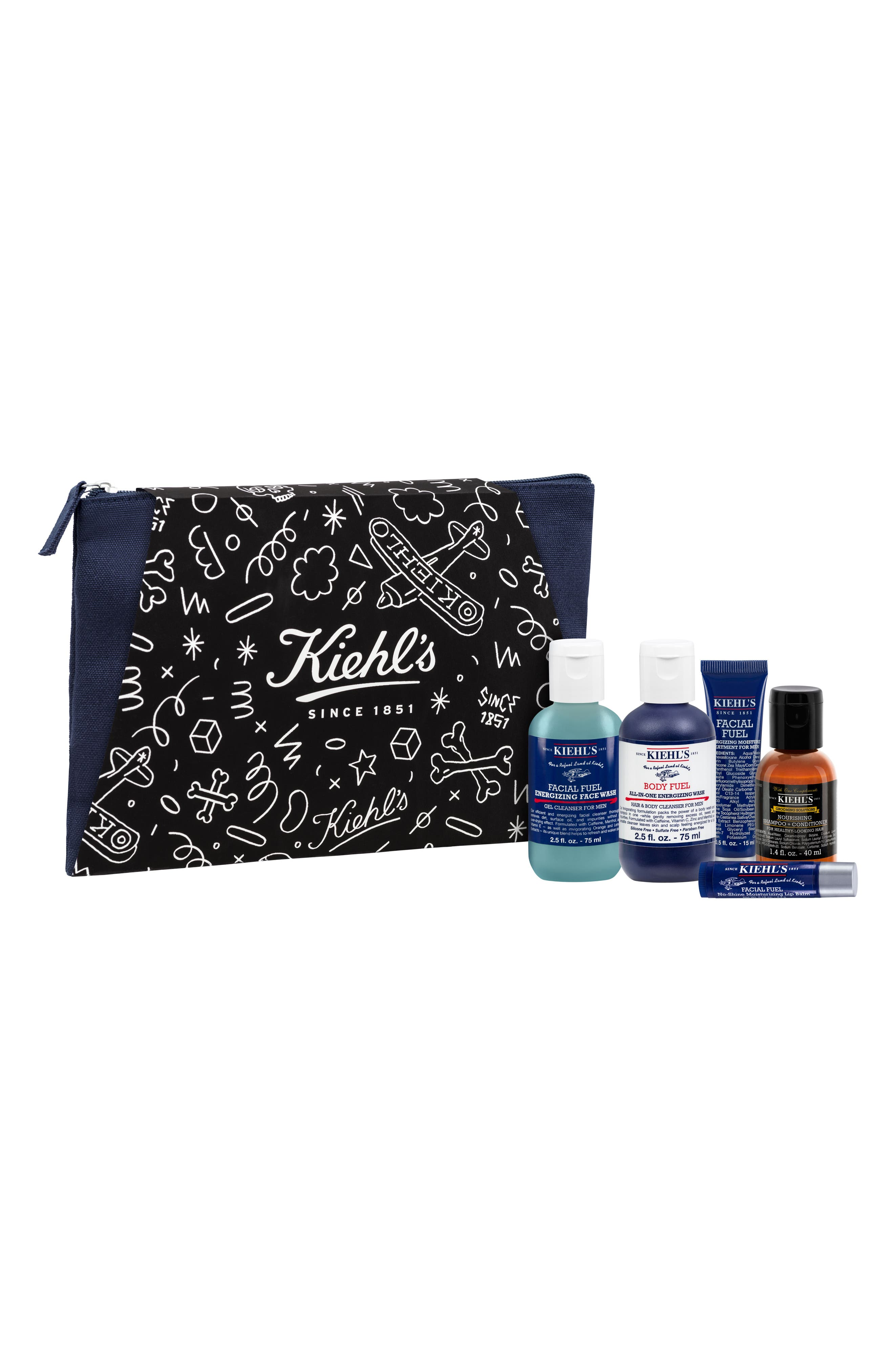 Kiehl's Since 1851 First Class Essentials Collection ($39 Value)